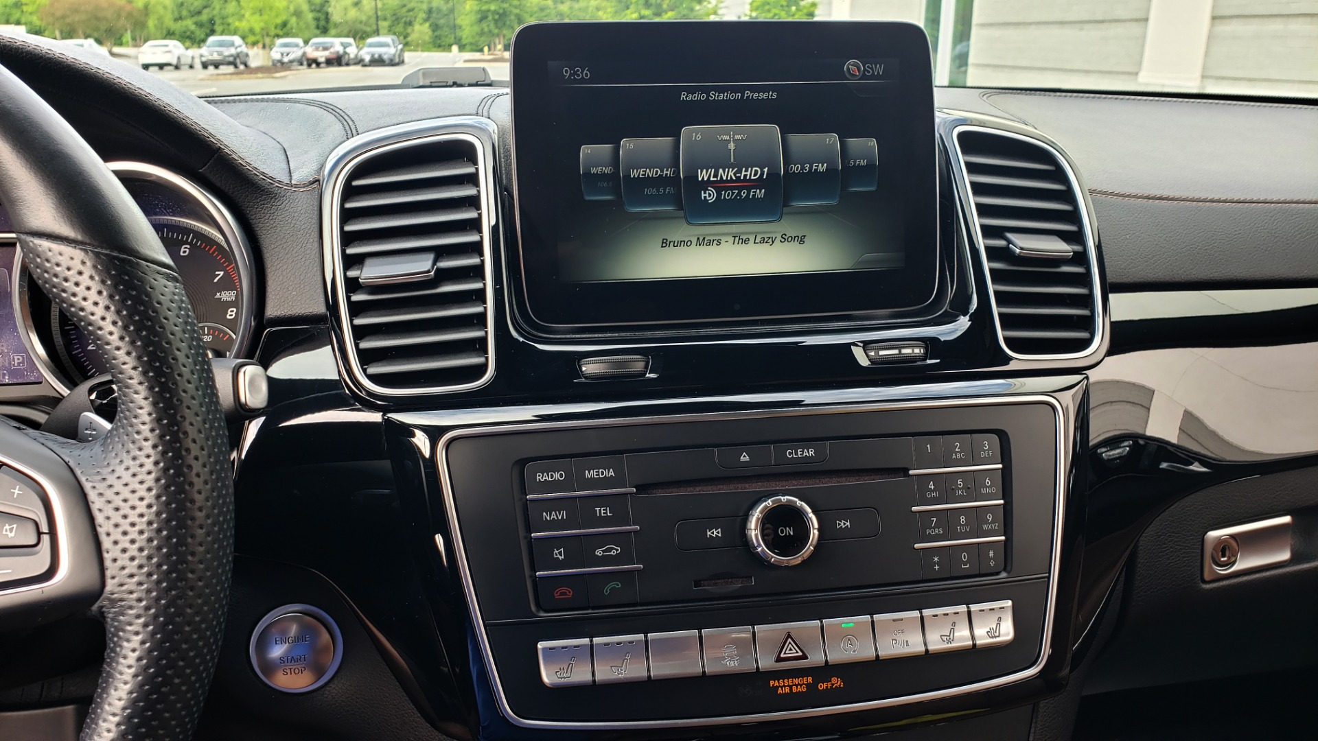 Used 2017 Mercedes-Benz GLS 550 4MATIC / NAV / DRVR ASST / SUNROOF / NIGHT PKG / REARVIEW for sale Call for price at Formula Imports in Charlotte NC 28227 27