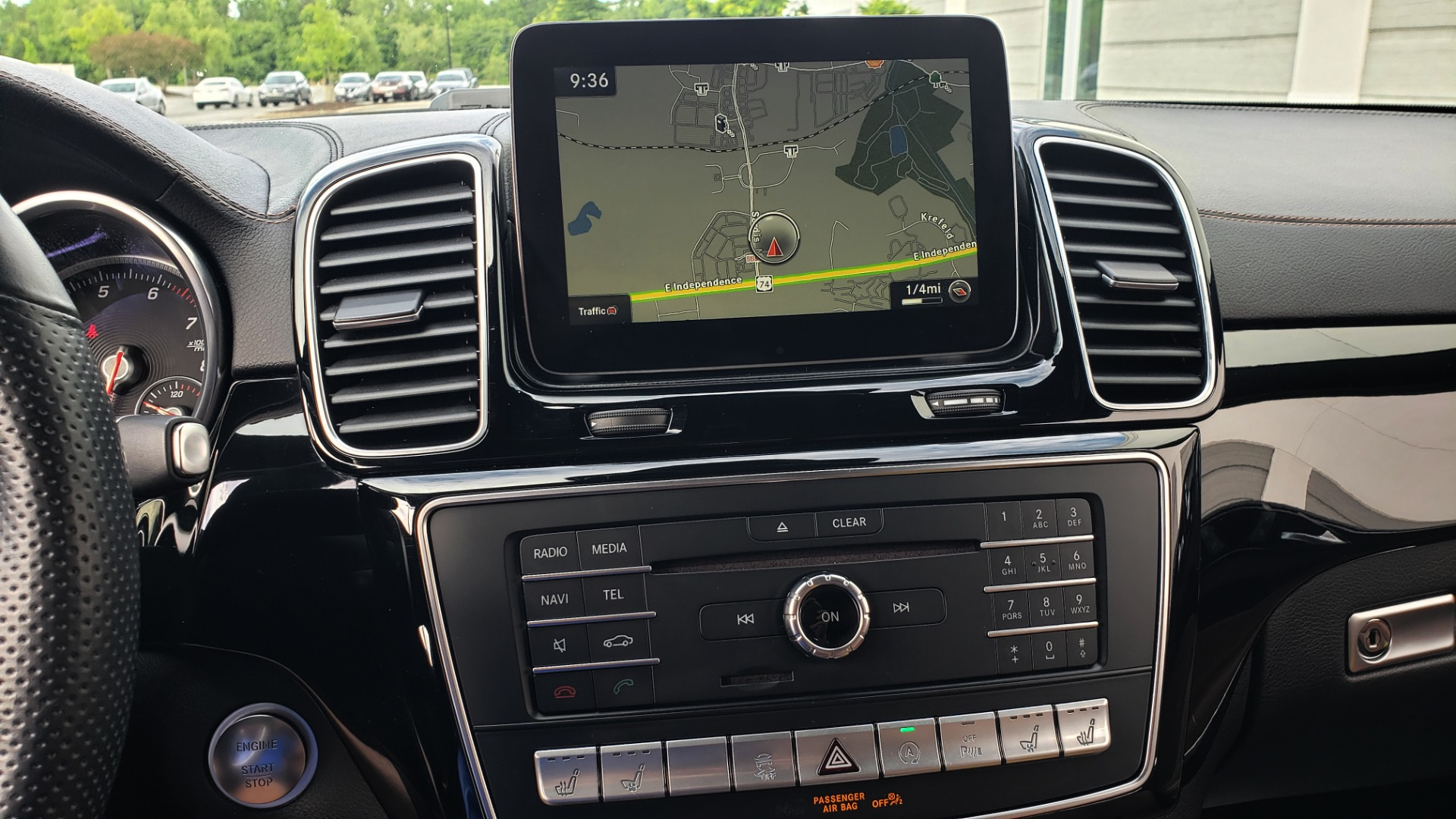 Used 2017 Mercedes-Benz GLS 550 4MATIC / NAV / DRVR ASST / SUNROOF / NIGHT PKG / REARVIEW for sale Call for price at Formula Imports in Charlotte NC 28227 29
