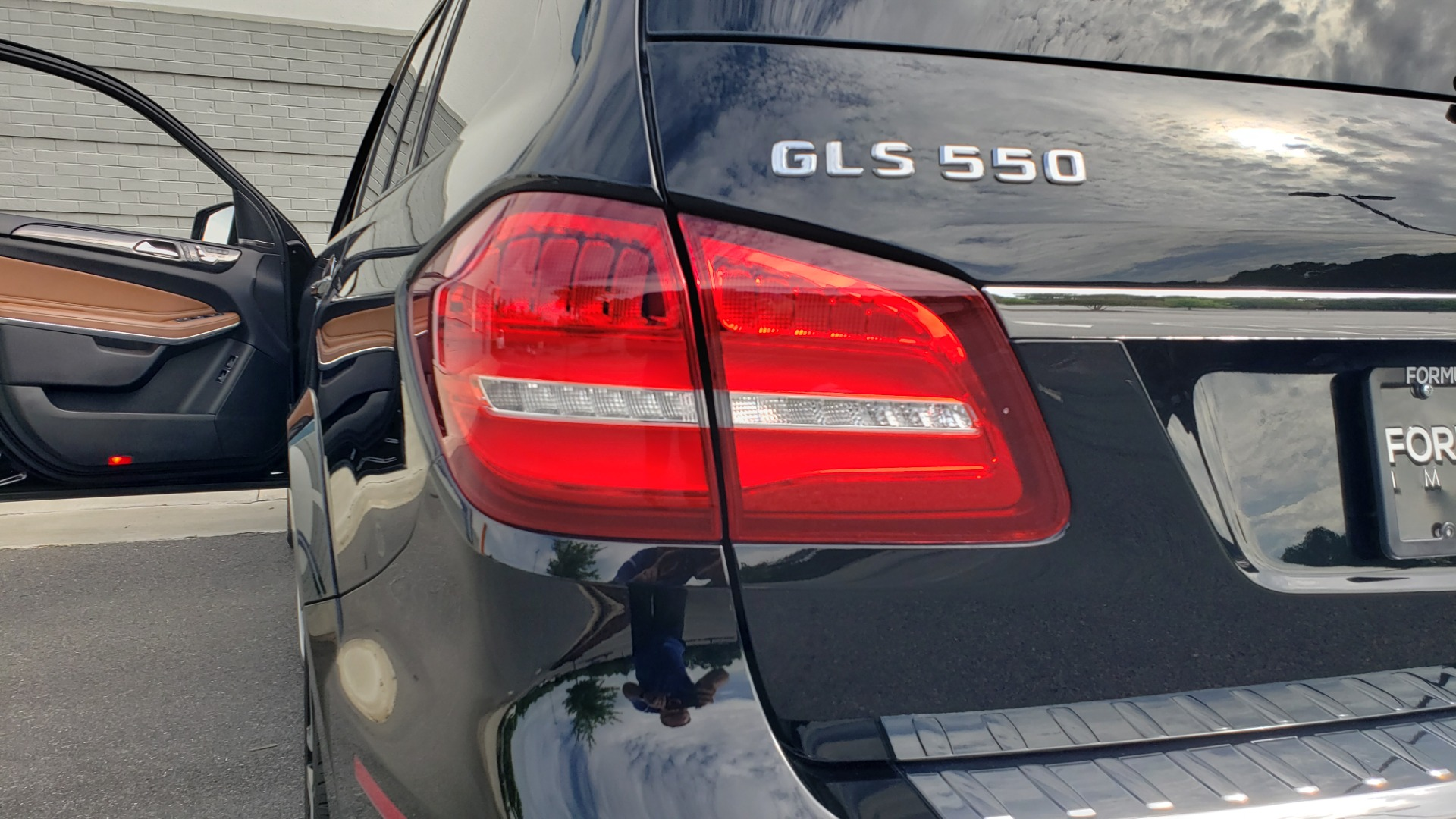 Used 2017 Mercedes-Benz GLS 550 4MATIC / NAV / DRVR ASST / SUNROOF / NIGHT PKG / REARVIEW for sale Call for price at Formula Imports in Charlotte NC 28227 62