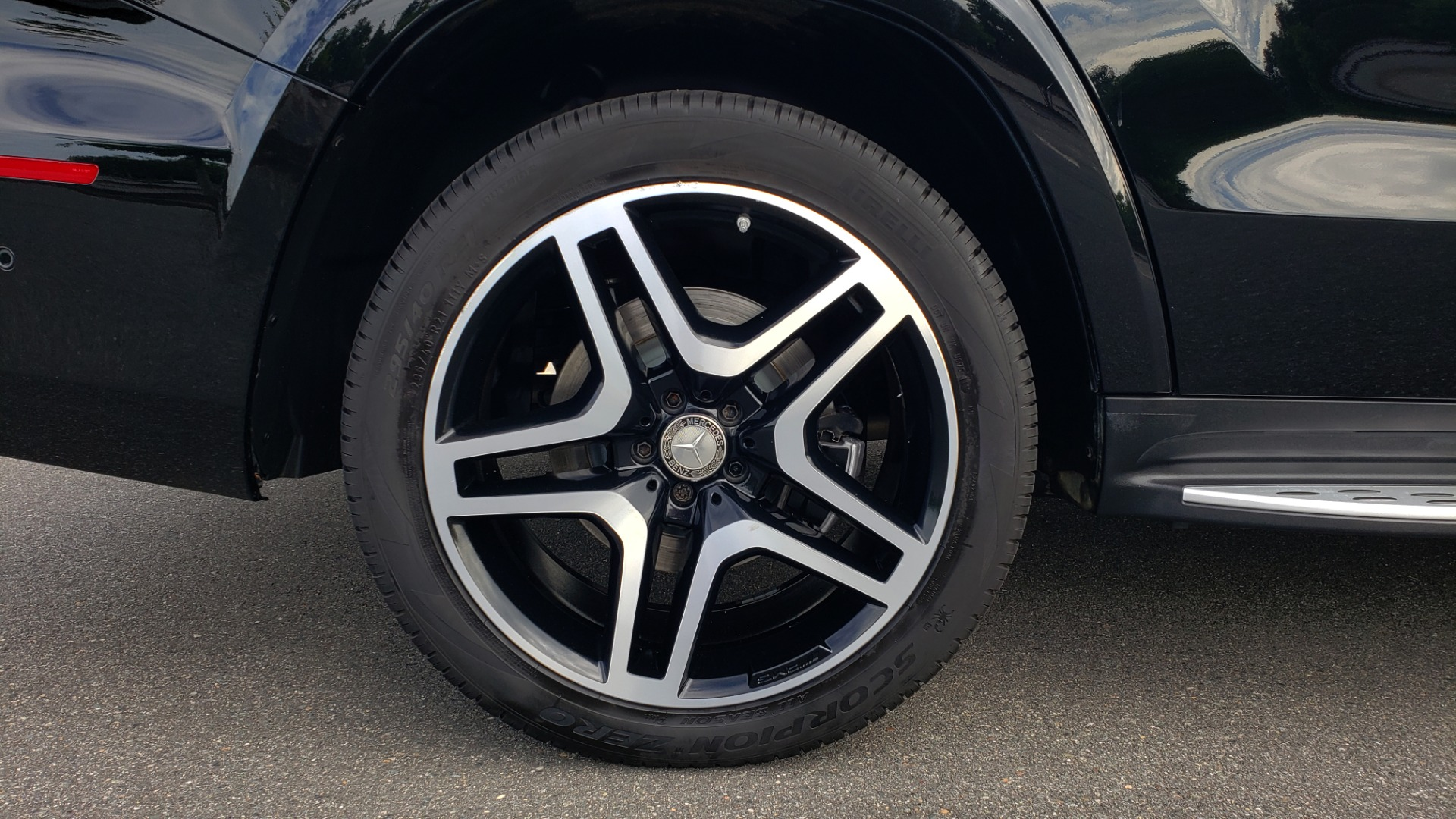 Used 2017 Mercedes-Benz GLS 550 4MATIC / NAV / DRVR ASST / SUNROOF / NIGHT PKG / REARVIEW for sale Call for price at Formula Imports in Charlotte NC 28227 97