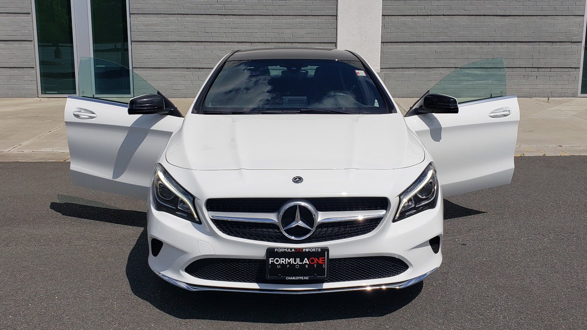 Used 2018 Mercedes-Benz CLA 250 4MATIC COUPE / PREMIUM / PANO-ROOF / APPLE / REARVIEW for sale Sold at Formula Imports in Charlotte NC 28227 23