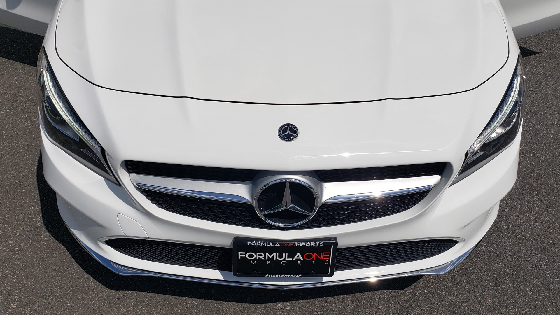Used 2018 Mercedes-Benz CLA 250 4MATIC COUPE / PREMIUM / PANO-ROOF / APPLE / REARVIEW for sale Sold at Formula Imports in Charlotte NC 28227 26