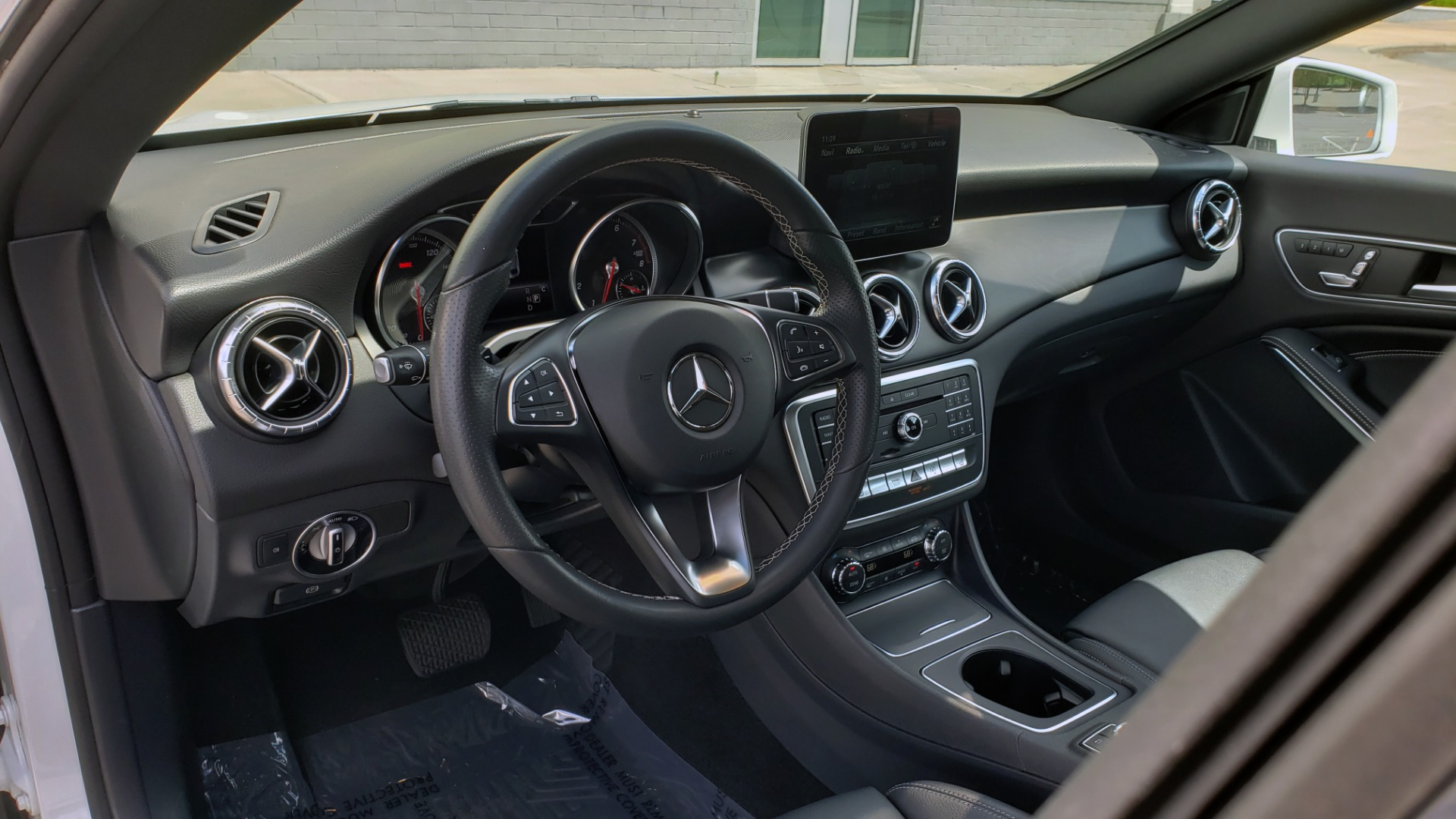 Used 2018 Mercedes-Benz CLA 250 4MATIC COUPE / PREMIUM / PANO-ROOF / APPLE / REARVIEW for sale Sold at Formula Imports in Charlotte NC 28227 38