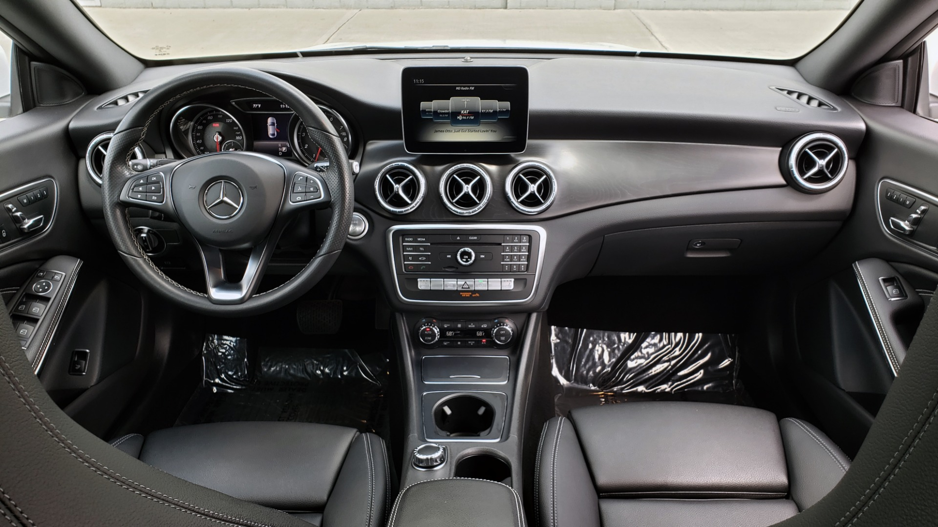 Used 2018 Mercedes-Benz CLA 250 4MATIC COUPE / PREMIUM / PANO-ROOF / APPLE / REARVIEW for sale Sold at Formula Imports in Charlotte NC 28227 72