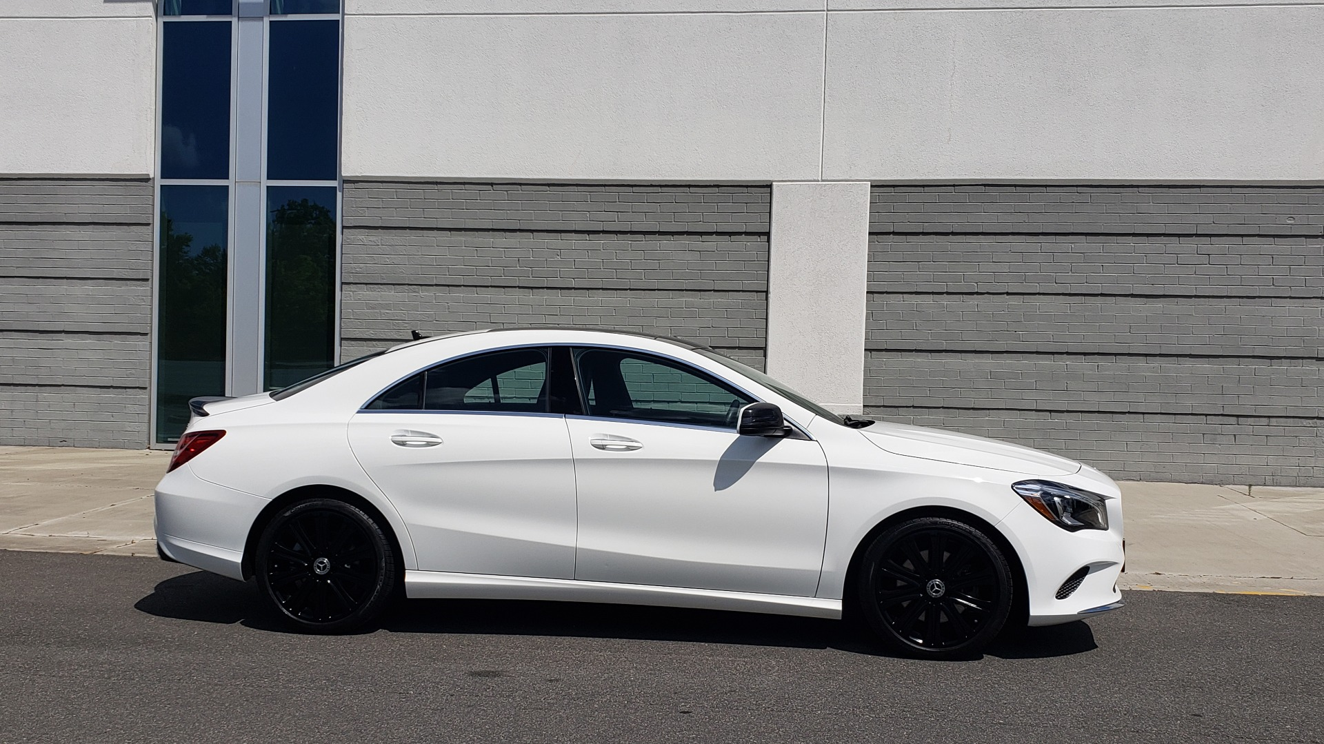 Used 2018 Mercedes-Benz CLA 250 4MATIC COUPE / PREMIUM / PANO-ROOF / APPLE / REARVIEW for sale Sold at Formula Imports in Charlotte NC 28227 9