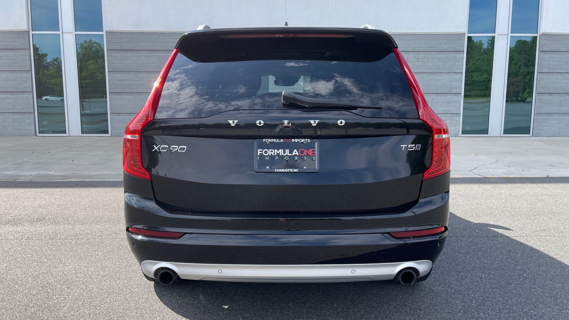 Used 2018 Volvo XC90 T5 AWD MOMENTUM PLUS / NAV / SUNROOF / 3-ROW / REARVIEW for sale $40,295 at Formula Imports in Charlotte NC 28227 26