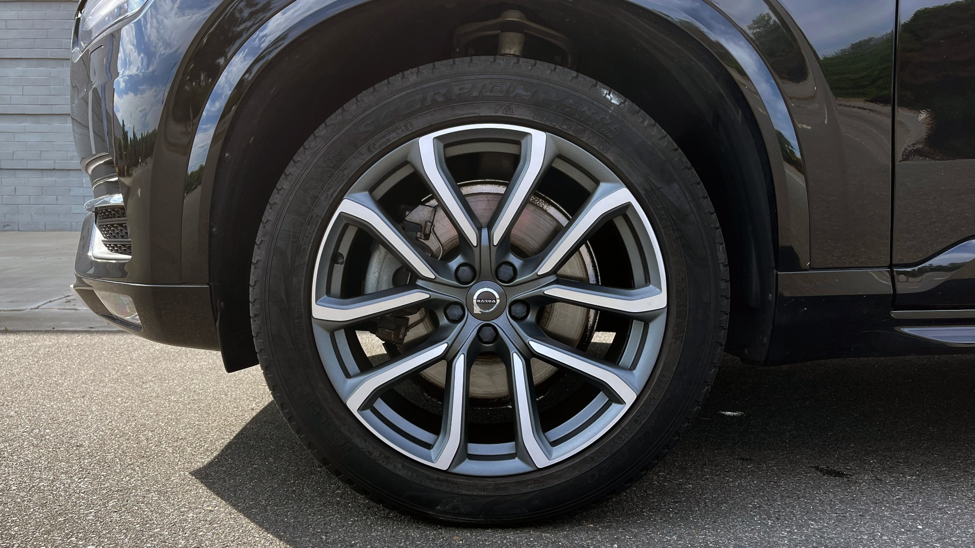 Used 2018 Volvo XC90 T5 AWD MOMENTUM PLUS / NAV / SUNROOF / 3-ROW / REARVIEW for sale $40,295 at Formula Imports in Charlotte NC 28227 83