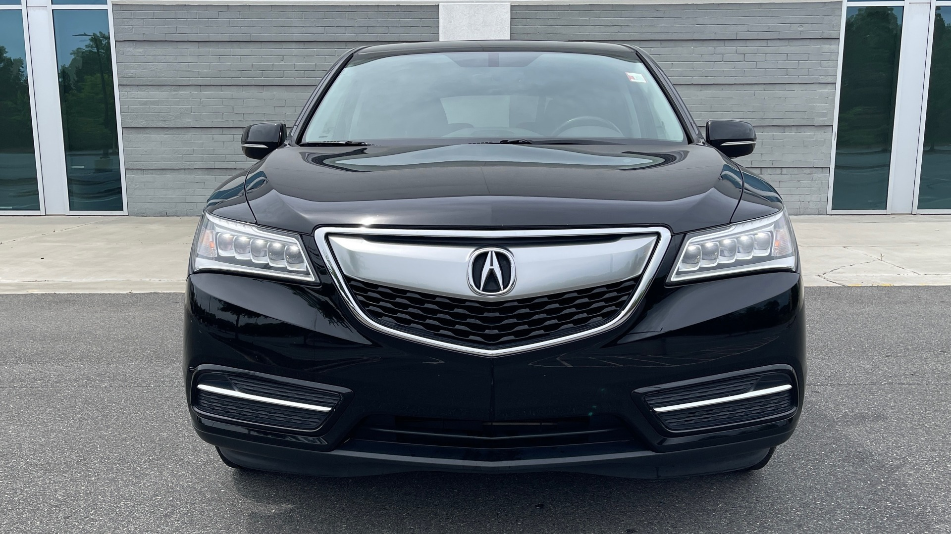 Used 2016 Acura MDX 3.5L V6 / AUTO / LEATHER / NAV / SUNROOF / 3-ROW / REARVIEW for sale $21,900 at Formula Imports in Charlotte NC 28227 13