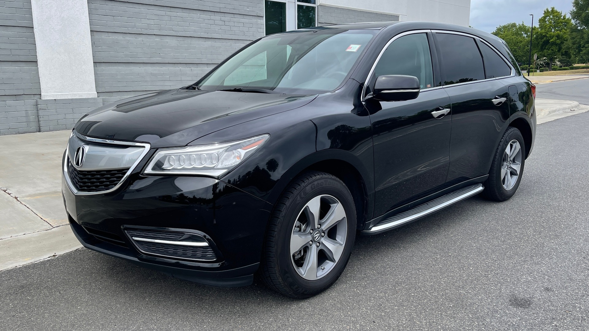 Used 2016 Acura MDX 3.5L V6 / AUTO / LEATHER / NAV / SUNROOF / 3-ROW / REARVIEW for sale $21,900 at Formula Imports in Charlotte NC 28227 3