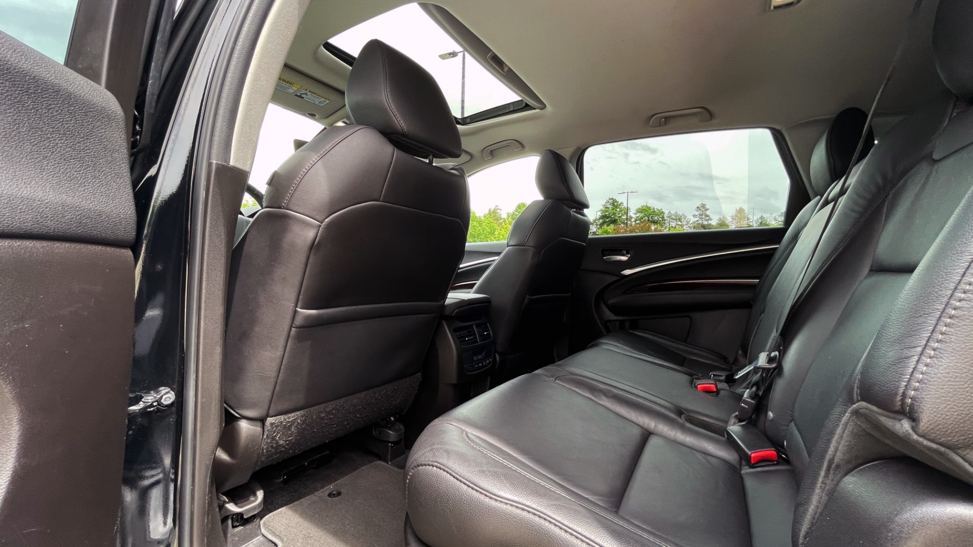 Used 2016 Acura MDX 3.5L V6 / AUTO / LEATHER / NAV / SUNROOF / 3-ROW / REARVIEW for sale $21,900 at Formula Imports in Charlotte NC 28227 76