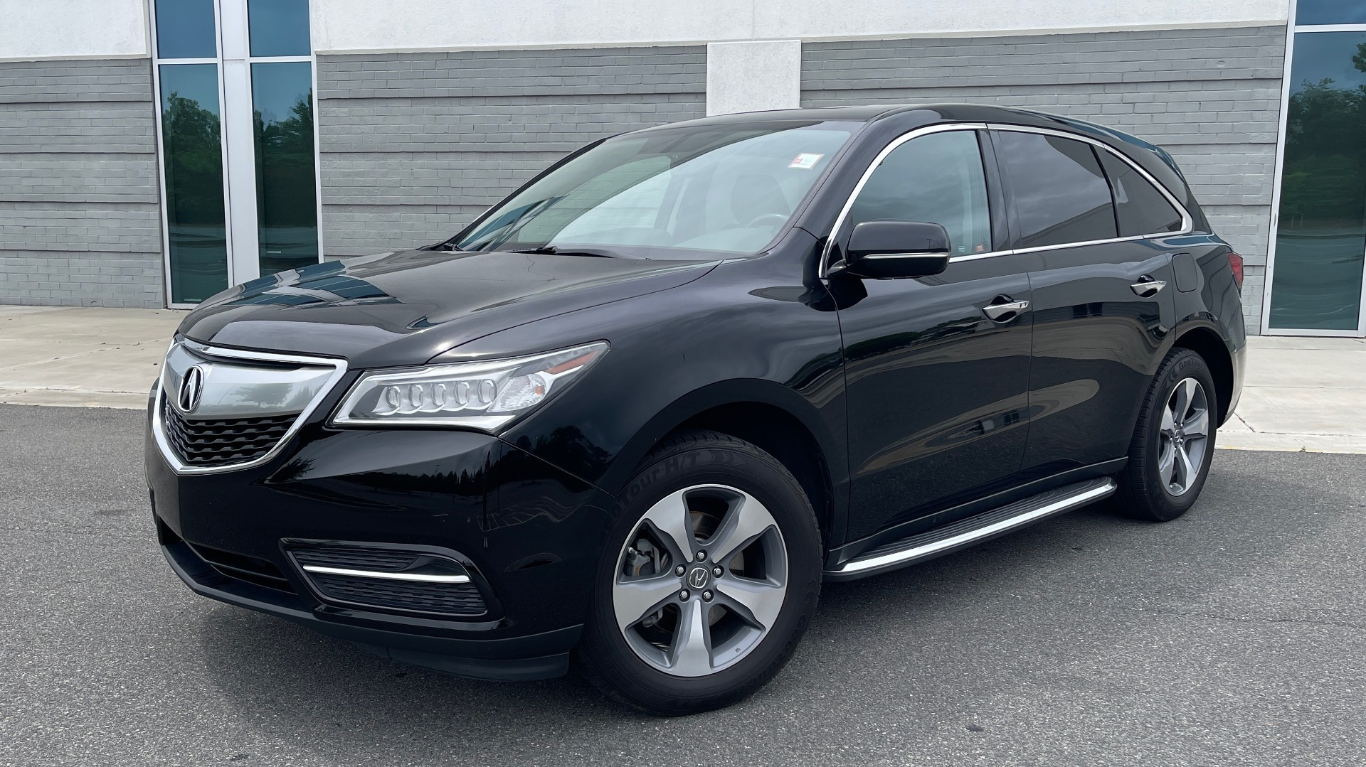 Used 2016 Acura MDX 3.5L V6 / AUTO / LEATHER / NAV / SUNROOF / 3-ROW / REARVIEW for sale $21,900 at Formula Imports in Charlotte NC 28227 1