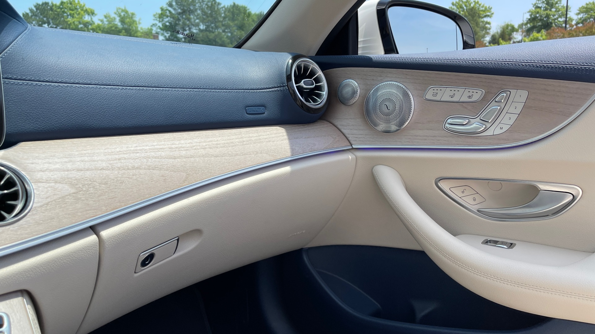 Used 2018 Mercedes-Benz E-CLASS E 400 CABRIOLET / PREM PKG / AMG LINE / NAV / REARVIEW for sale Sold at Formula Imports in Charlotte NC 28227 34