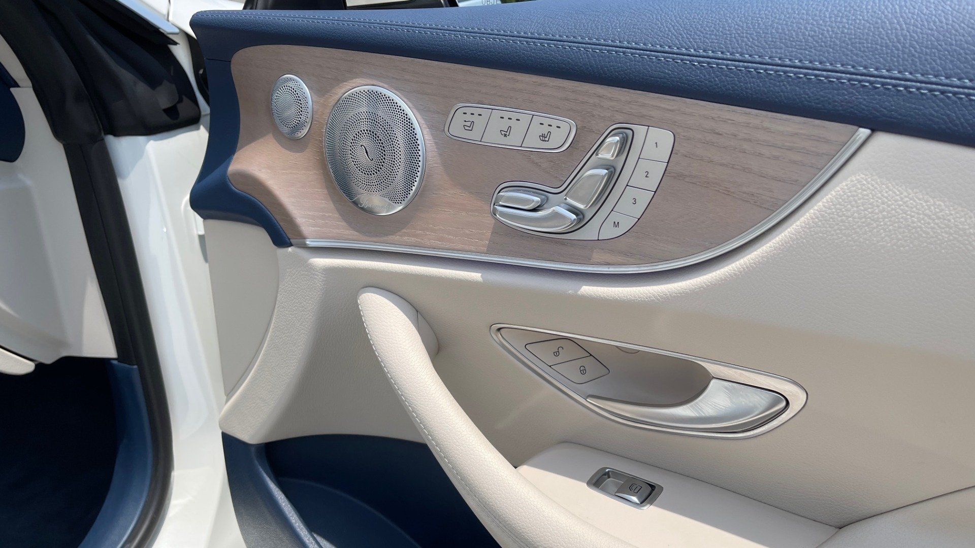 Used 2018 Mercedes-Benz E-CLASS E 400 CABRIOLET / PREM PKG / AMG LINE / NAV / REARVIEW for sale Sold at Formula Imports in Charlotte NC 28227 40