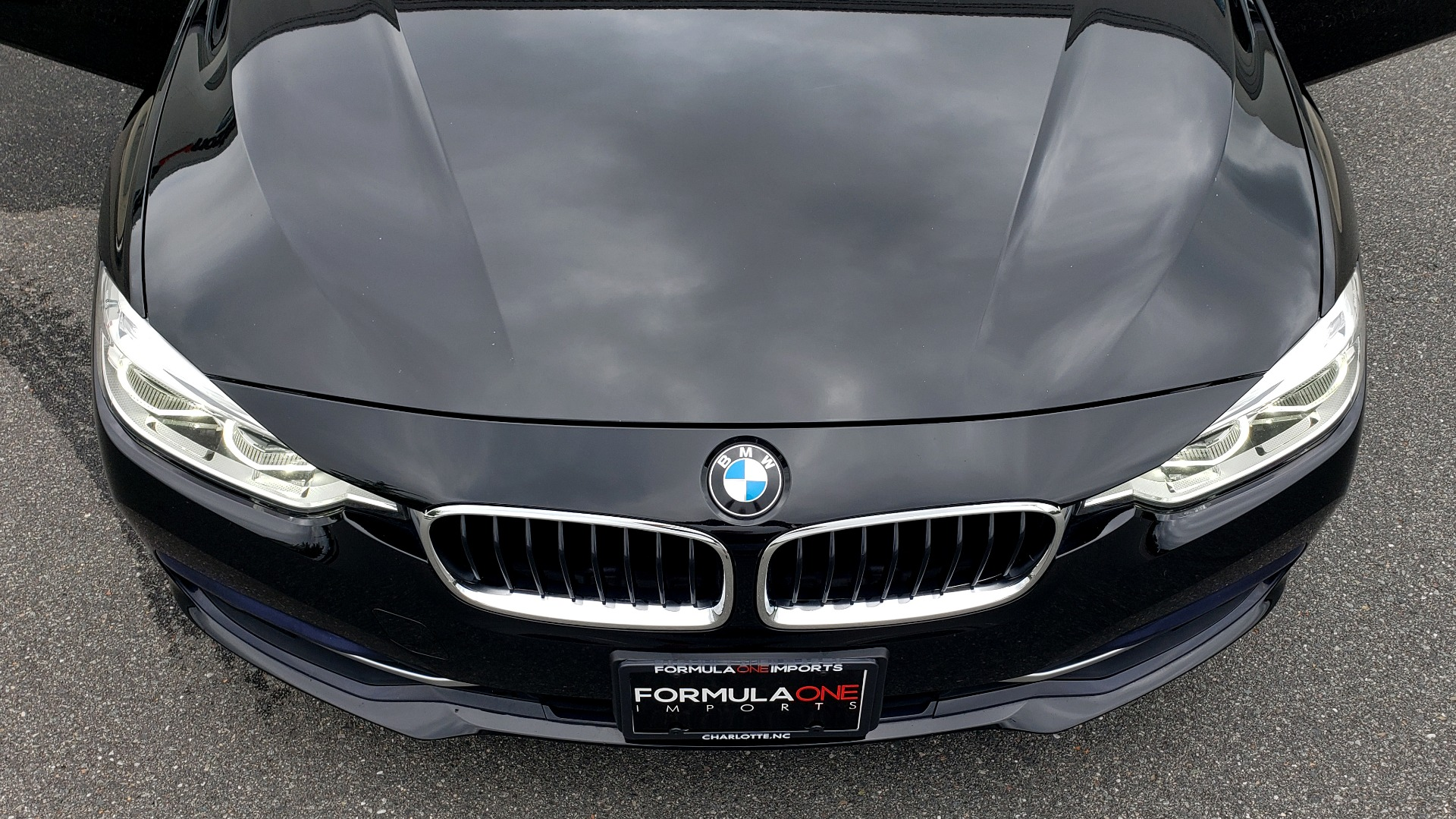 Used 2018 BMW 3 SERIES 330IXDRIVE / CONV PKG / NAV / SUNROOF / HTD STS / REARVIEW for sale $26,552 at Formula Imports in Charlotte NC 28227 22