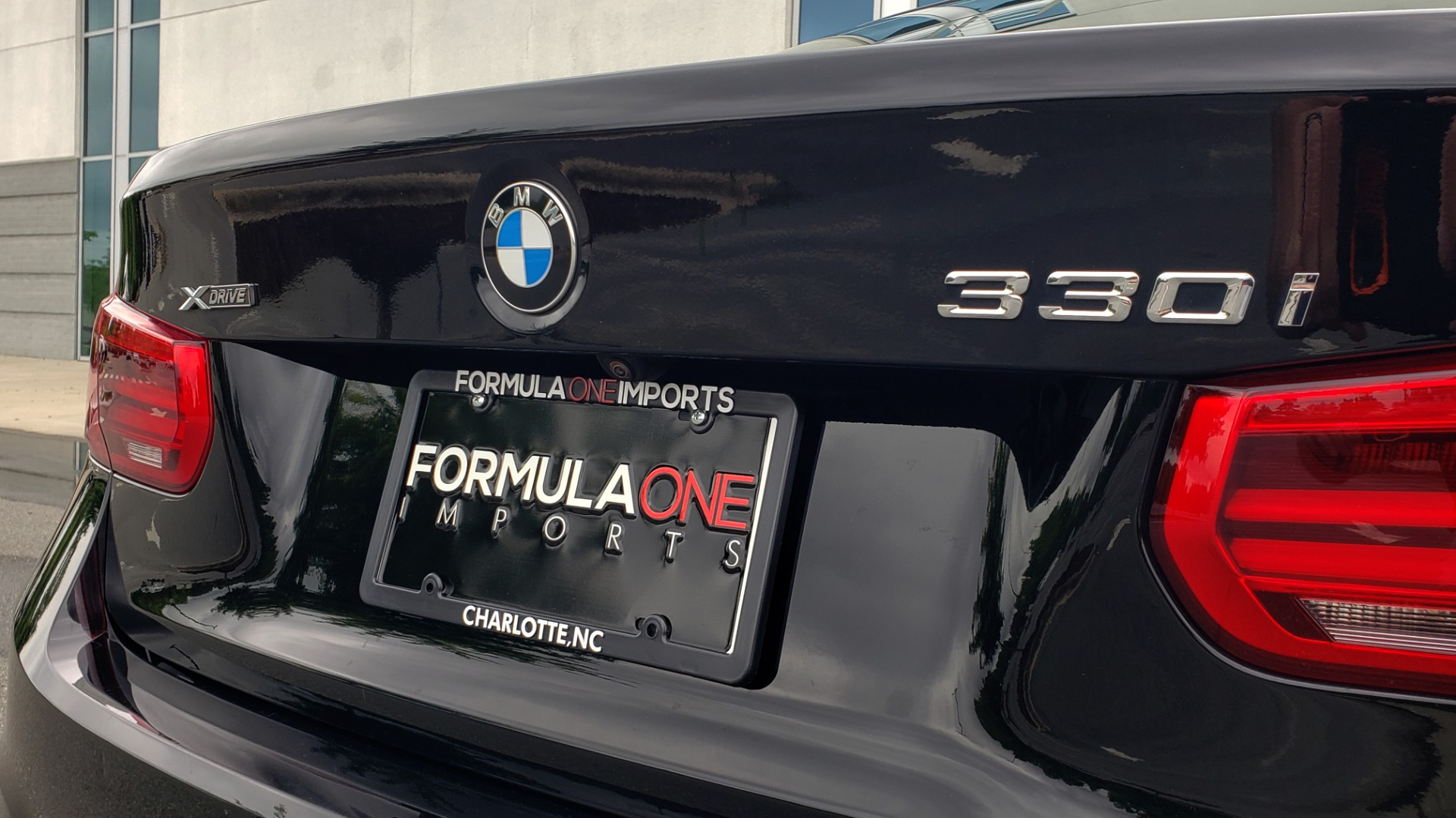 Used 2018 BMW 3 SERIES 330IXDRIVE / CONV PKG / NAV / SUNROOF / HTD STS / REARVIEW for sale $26,552 at Formula Imports in Charlotte NC 28227 29