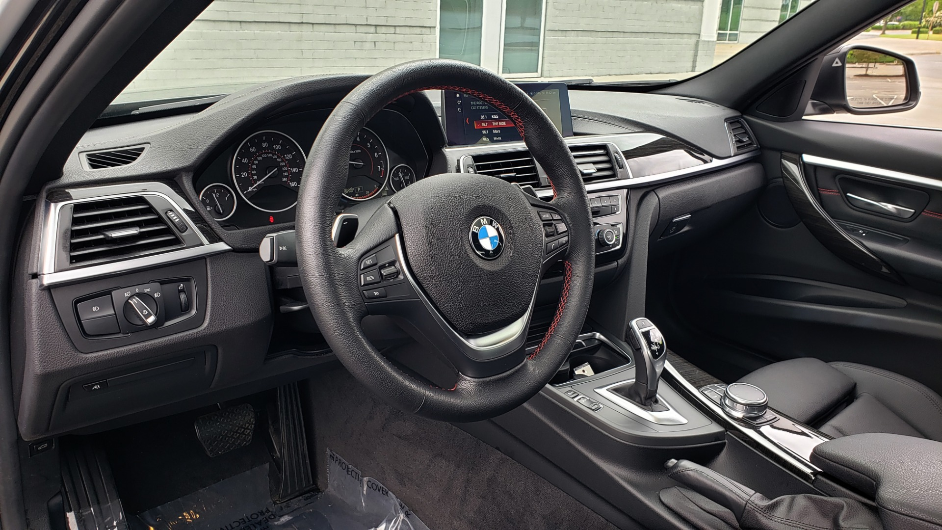 Used 2018 BMW 3 SERIES 330IXDRIVE / CONV PKG / NAV / SUNROOF / HTD STS / REARVIEW for sale $26,552 at Formula Imports in Charlotte NC 28227 36
