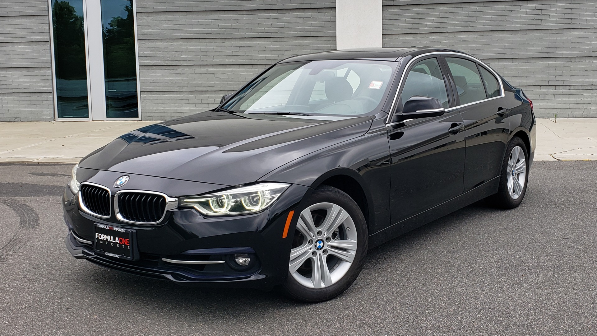 Used 2018 BMW 3 SERIES 330IXDRIVE / CONV PKG / NAV / SUNROOF / HTD STS / REARVIEW for sale $26,552 at Formula Imports in Charlotte NC 28227 1