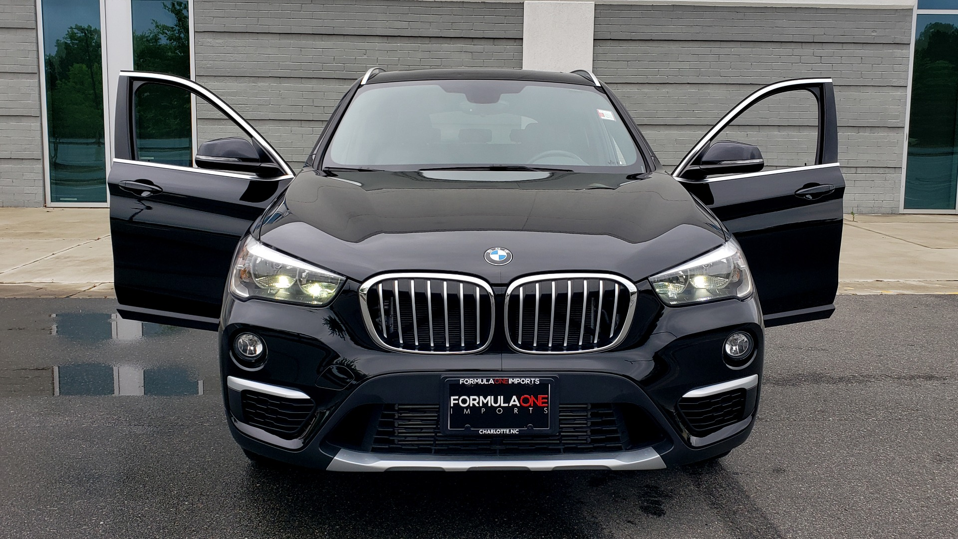 Used 2018 BMW X1 XDRIVE28I / CONV PKG / NAV / HTD STS / PANO-ROOF / REARVIEW for sale $30,995 at Formula Imports in Charlotte NC 28227 23