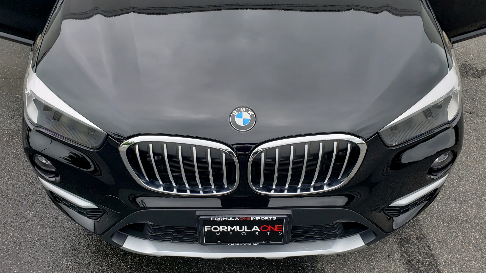 Used 2018 BMW X1 XDRIVE28I / CONV PKG / NAV / HTD STS / PANO-ROOF / REARVIEW for sale $30,995 at Formula Imports in Charlotte NC 28227 26