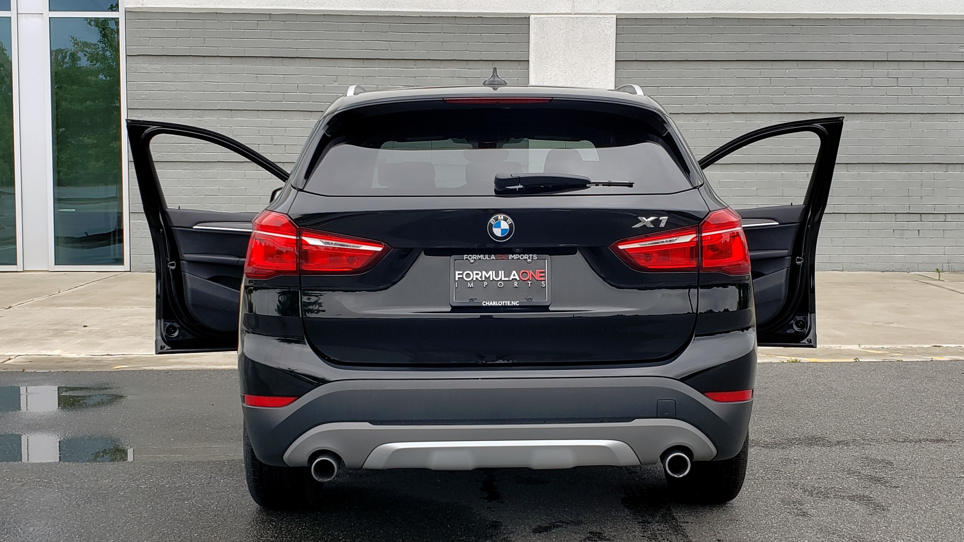 Used 2018 BMW X1 XDRIVE28I / CONV PKG / NAV / HTD STS / PANO-ROOF / REARVIEW for sale $30,995 at Formula Imports in Charlotte NC 28227 29