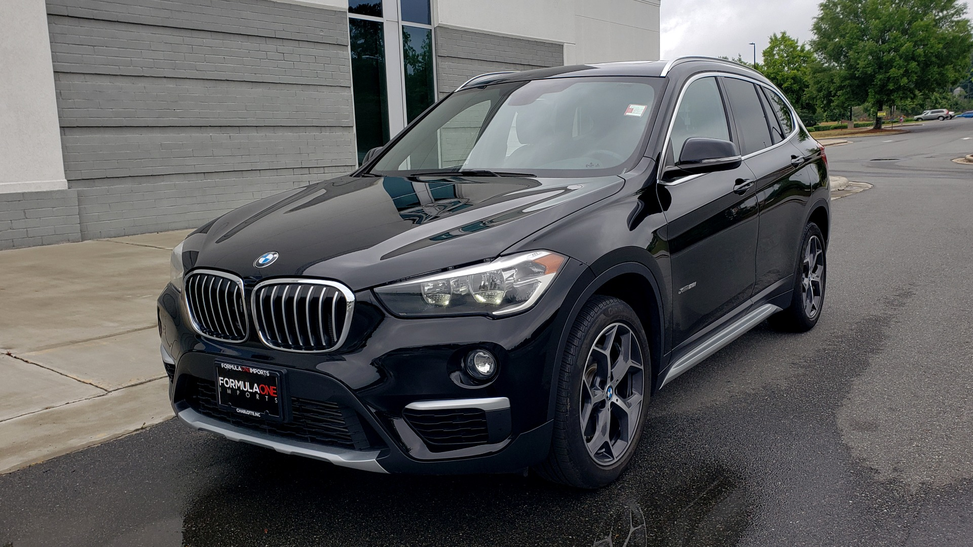 Used 2018 BMW X1 XDRIVE28I / CONV PKG / NAV / HTD STS / PANO-ROOF / REARVIEW for sale $30,995 at Formula Imports in Charlotte NC 28227 3