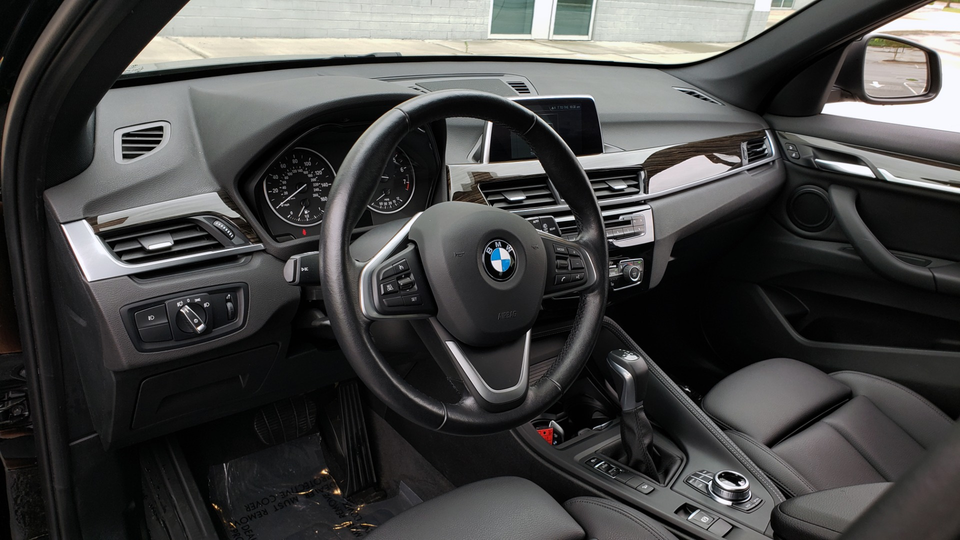 Used 2018 BMW X1 XDRIVE28I / CONV PKG / NAV / HTD STS / PANO-ROOF / REARVIEW for sale $30,995 at Formula Imports in Charlotte NC 28227 38