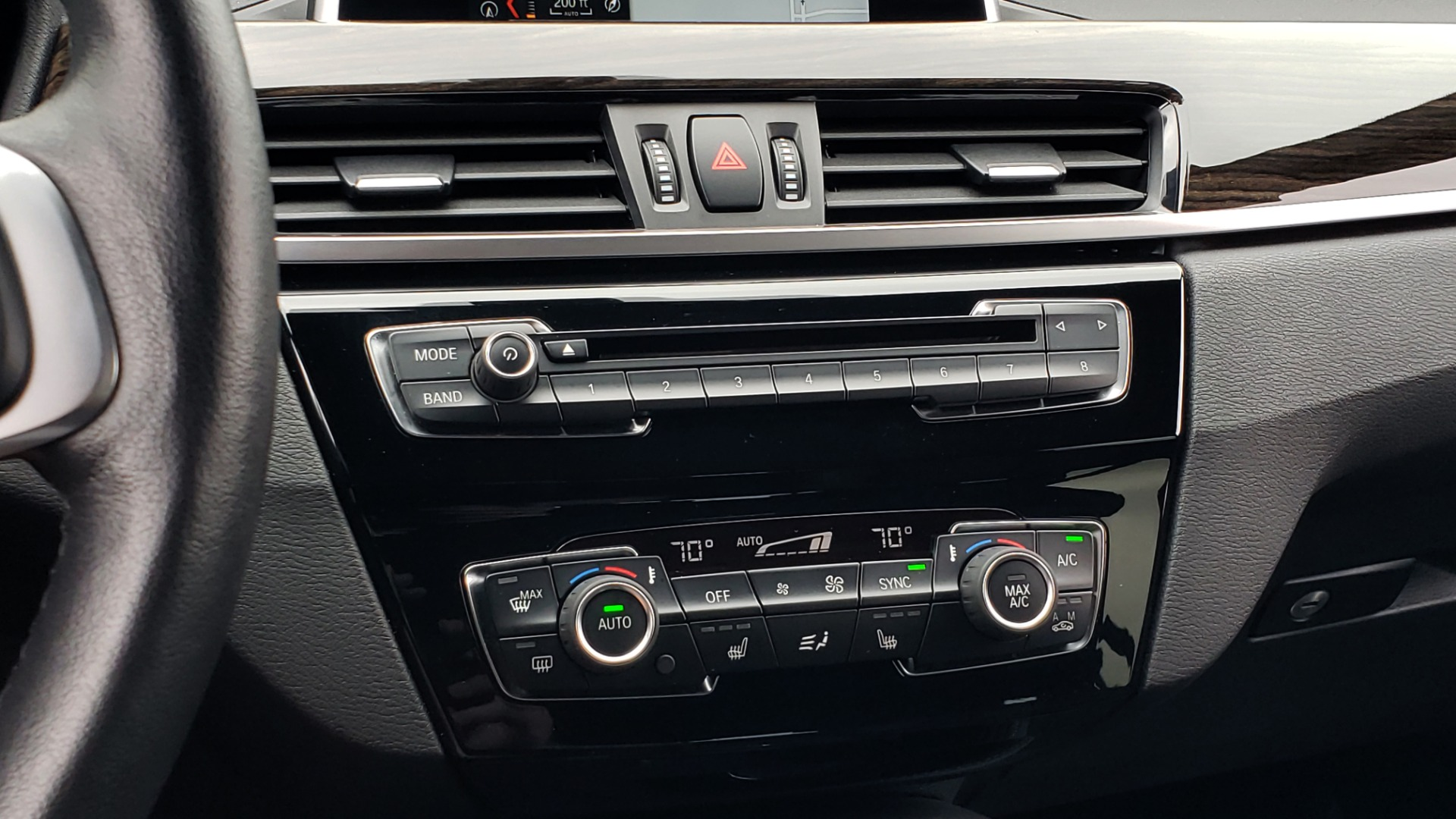 Used 2018 BMW X1 XDRIVE28I / CONV PKG / NAV / HTD STS / PANO-ROOF / REARVIEW for sale $30,995 at Formula Imports in Charlotte NC 28227 50