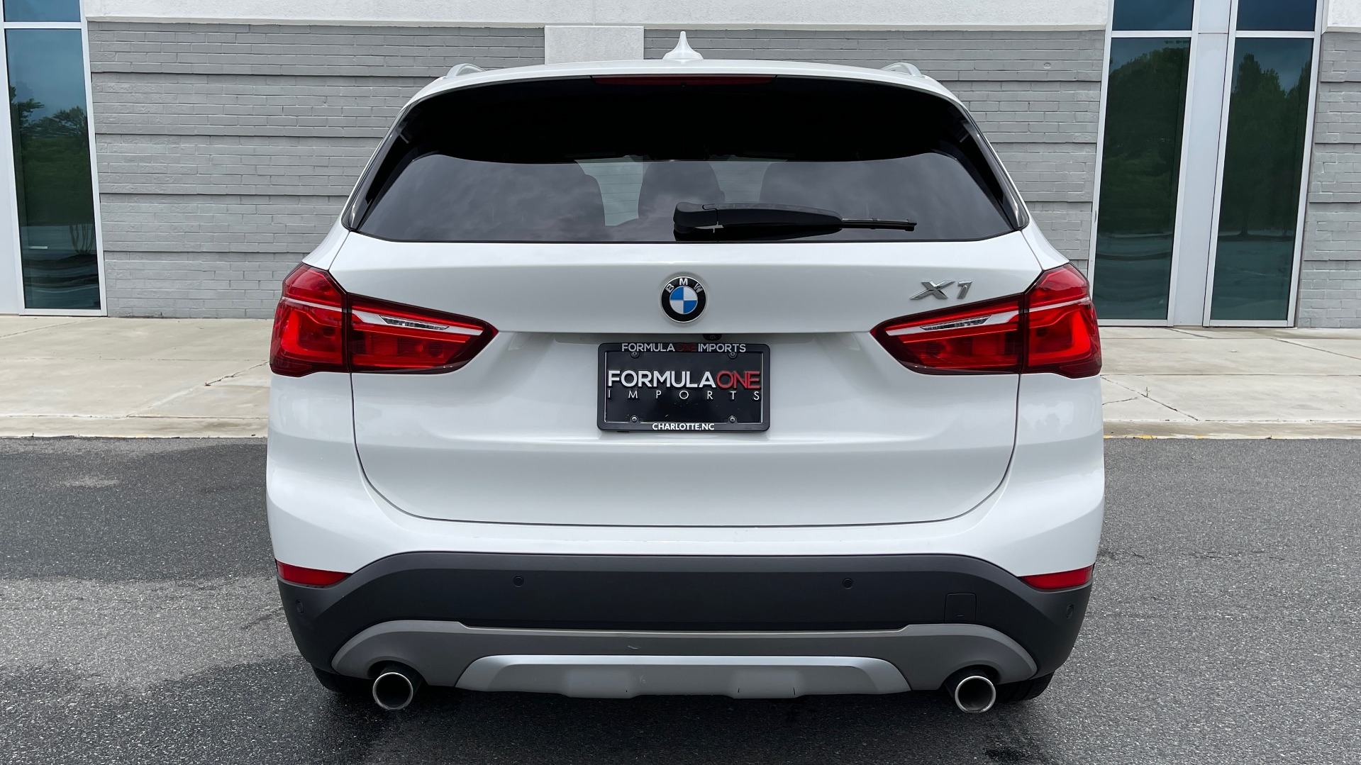 Used 2018 BMW X1 XDRIVE28I / CONV PKG / PANO-ROOF / HTD STS / PARK ASST / REARVIEW for sale $30,995 at Formula Imports in Charlotte NC 28227 28