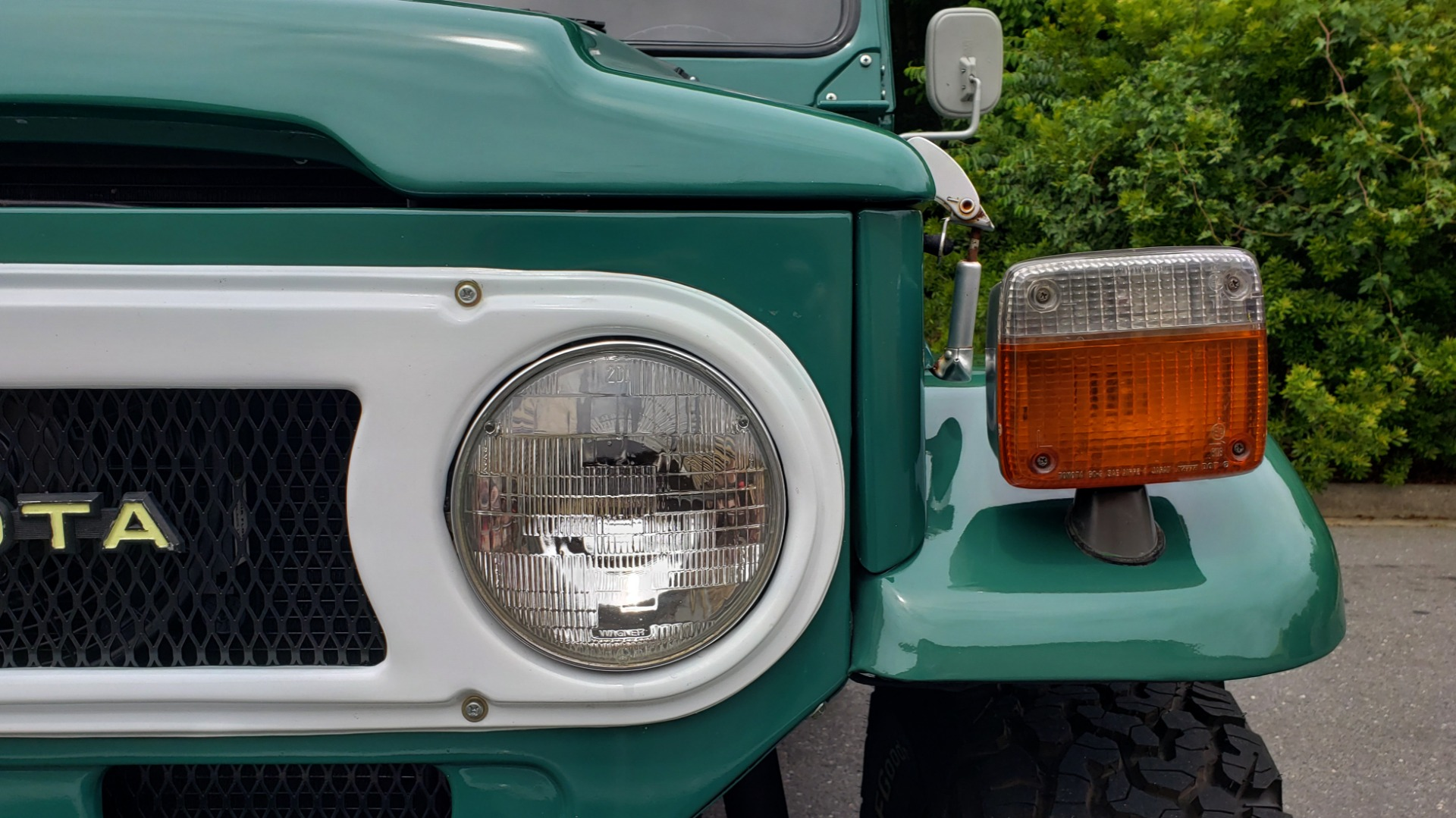 Used 1978 Toyota FJ40 LAND CRUISER 4x4 HARDTOP / RESTORED / 4-SPEED MAN / NEW AIR COND for sale Call for price at Formula Imports in Charlotte NC 28227 11