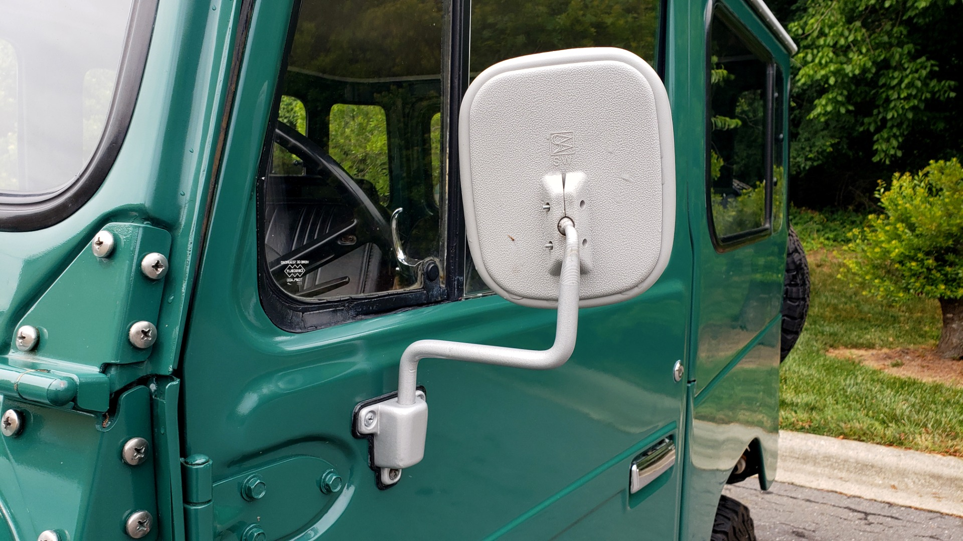 Used 1978 Toyota FJ40 LAND CRUISER 4x4 HARDTOP / RESTORED / 4-SPEED MAN / NEW AIR COND for sale Call for price at Formula Imports in Charlotte NC 28227 14