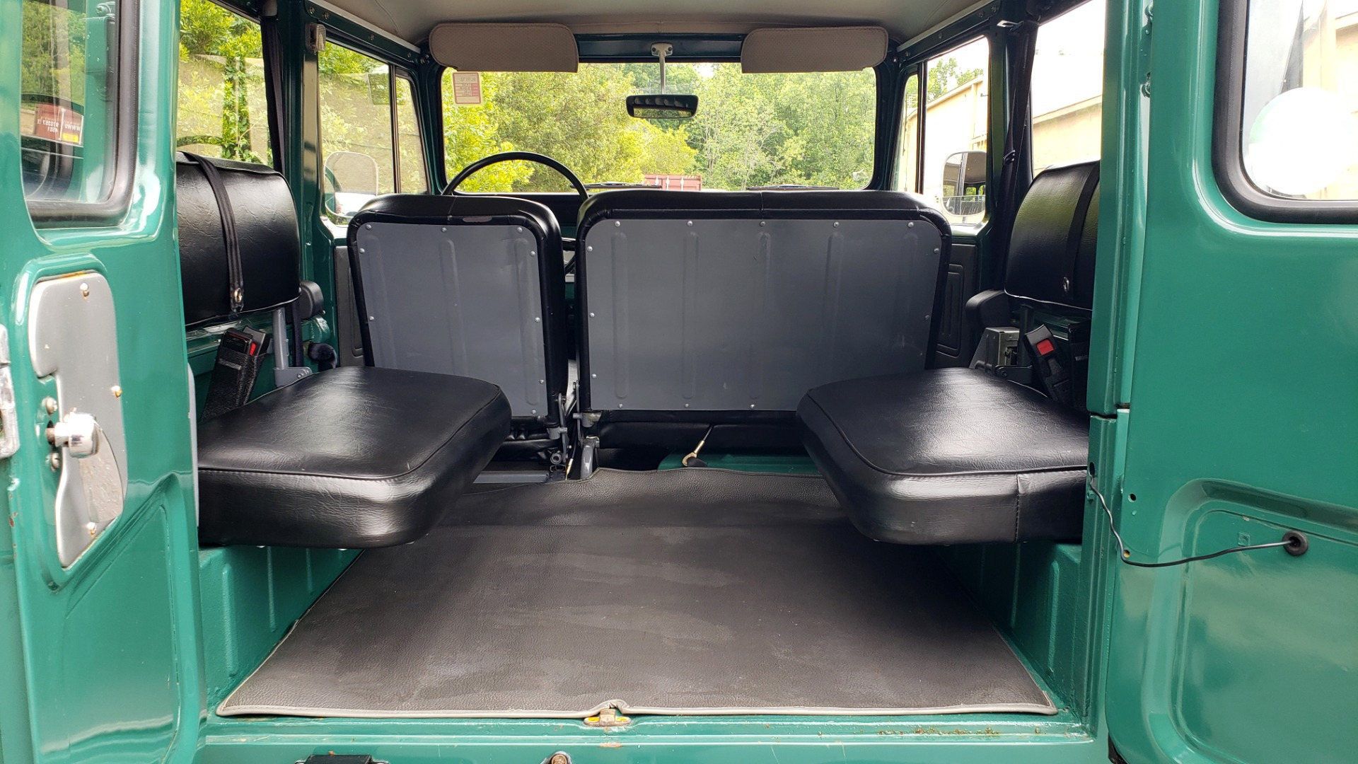 Used 1978 Toyota FJ40 LAND CRUISER 4x4 HARDTOP / RESTORED / 4-SPEED MAN / NEW AIR COND for sale Call for price at Formula Imports in Charlotte NC 28227 43