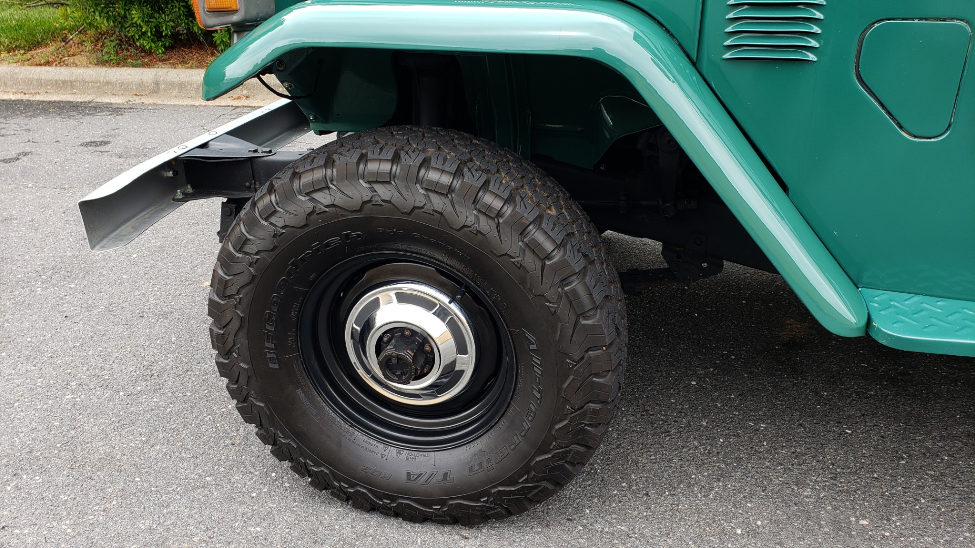 Used 1978 Toyota FJ40 LAND CRUISER 4x4 HARDTOP / RESTORED / 4-SPEED MAN / NEW AIR COND for sale Call for price at Formula Imports in Charlotte NC 28227 55