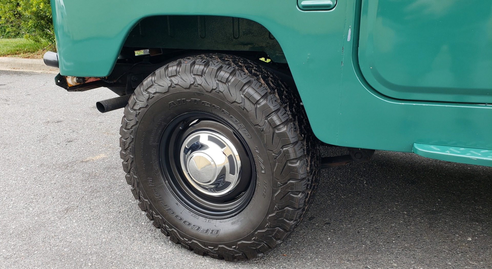 Used 1978 Toyota FJ40 LAND CRUISER 4x4 HARDTOP / RESTORED / 4-SPEED MAN / NEW AIR COND for sale Call for price at Formula Imports in Charlotte NC 28227 57