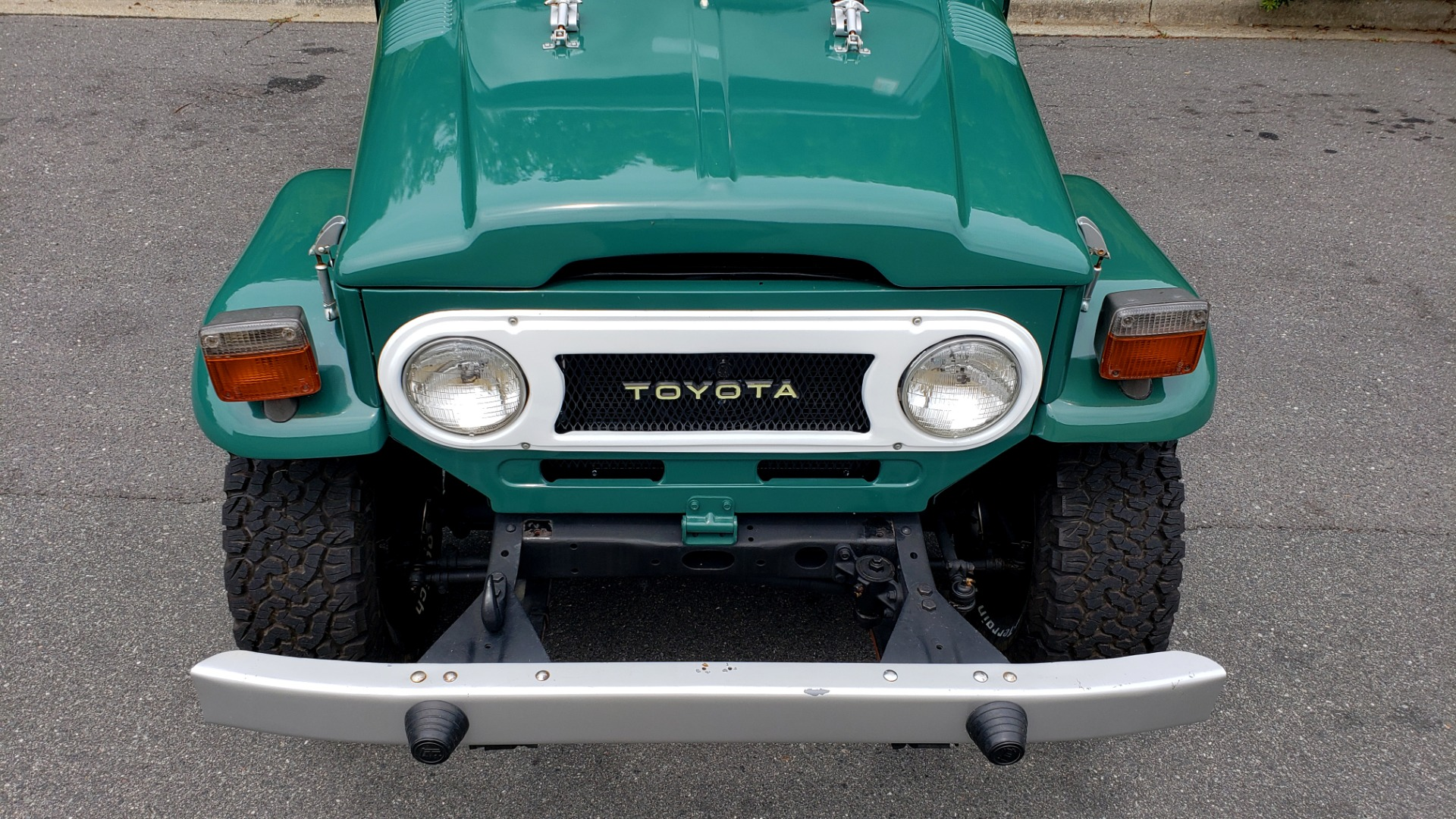 Used 1978 Toyota FJ40 LAND CRUISER 4x4 HARDTOP / RESTORED / 4-SPEED MAN / NEW AIR COND for sale Call for price at Formula Imports in Charlotte NC 28227 9