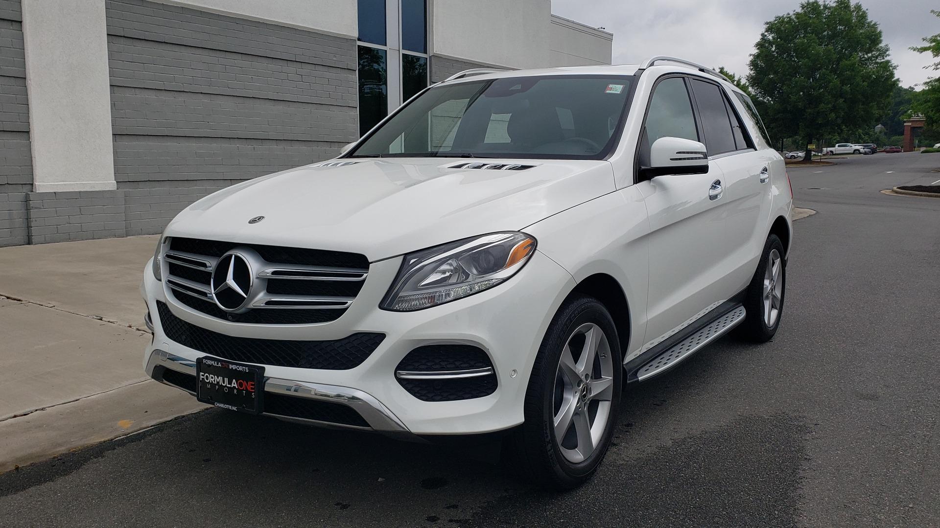 Used 2018 Mercedes-Benz GLE 350 4MATIC / PREM PKG / NAV / PARK ASST / K/H SND / HITCH / REARVIEW for sale $40,801 at Formula Imports in Charlotte NC 28227 3