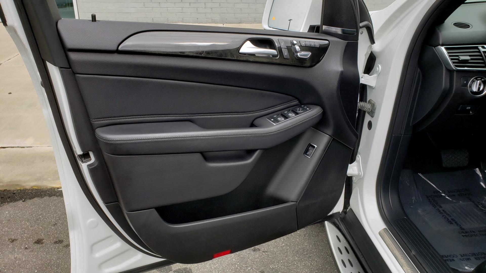 Used 2018 Mercedes-Benz GLE 350 4MATIC / PREM PKG / NAV / PARK ASST / K/H SND / HITCH / REARVIEW for sale $40,801 at Formula Imports in Charlotte NC 28227 35