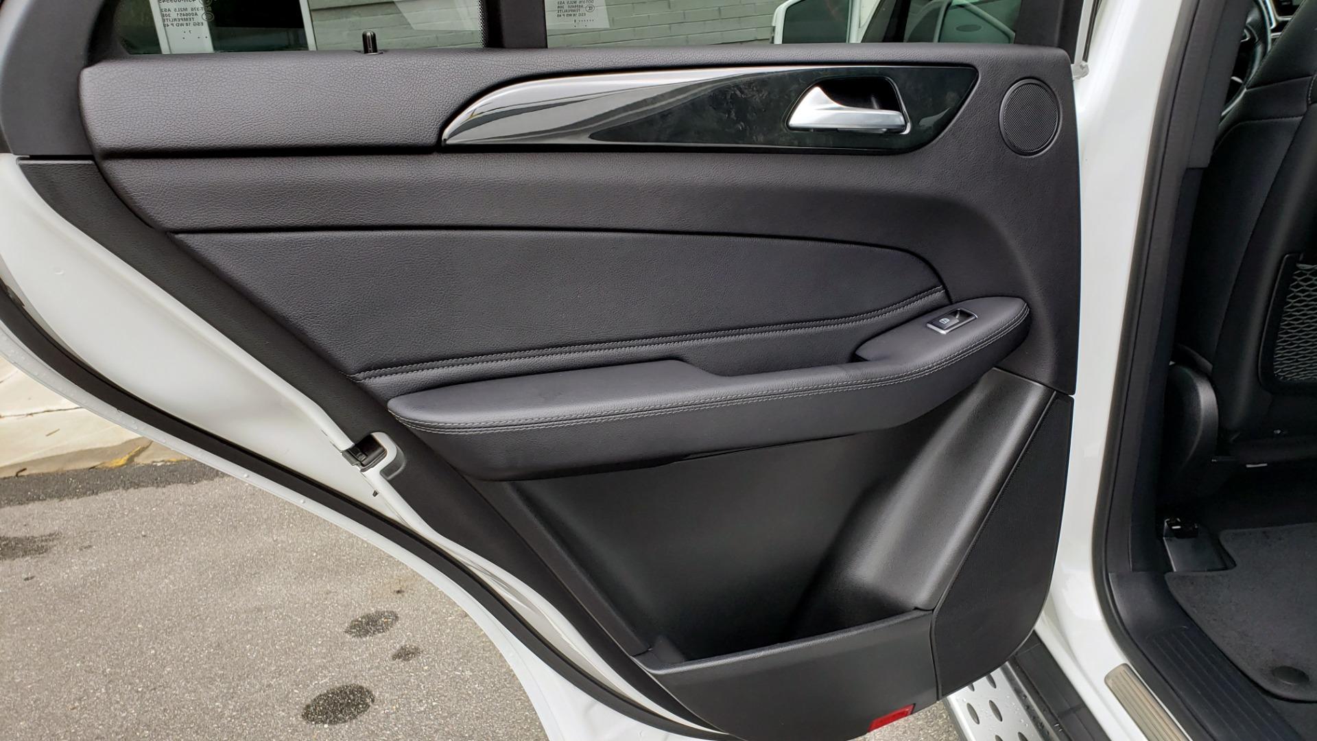 Used 2018 Mercedes-Benz GLE 350 4MATIC / PREM PKG / NAV / PARK ASST / K/H SND / HITCH / REARVIEW for sale $40,801 at Formula Imports in Charlotte NC 28227 61