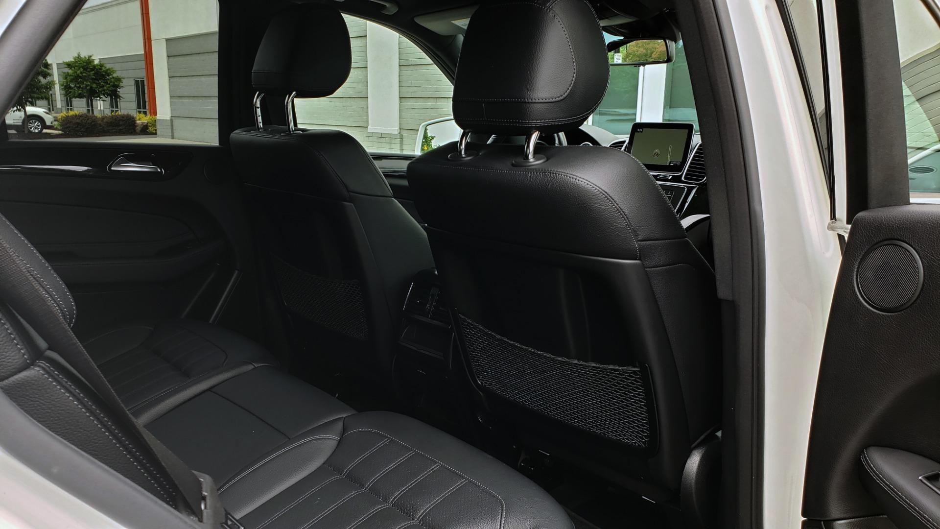 Used 2018 Mercedes-Benz GLE 350 4MATIC / PREM PKG / NAV / PARK ASST / K/H SND / HITCH / REARVIEW for sale $40,801 at Formula Imports in Charlotte NC 28227 79