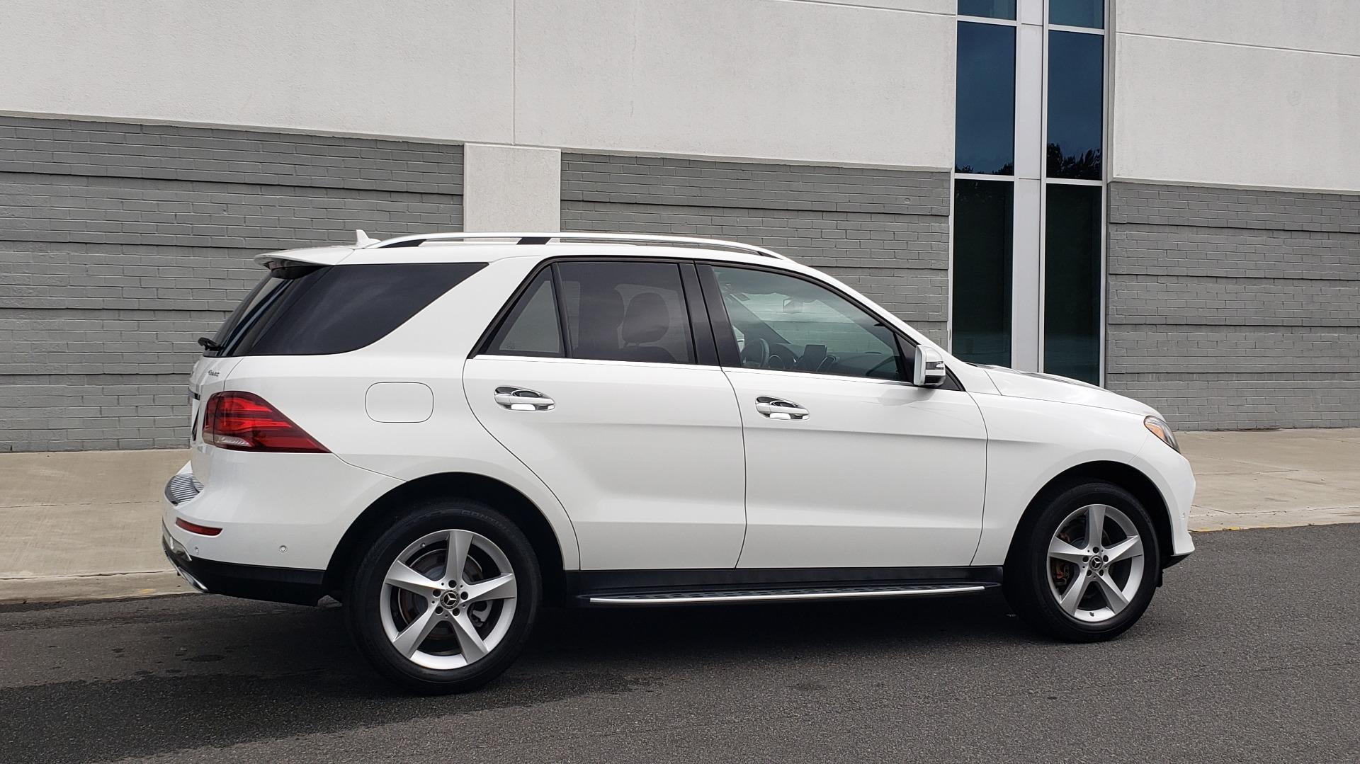 Used 2018 Mercedes-Benz GLE 350 4MATIC / PREM PKG / NAV / PARK ASST / K/H SND / HITCH / REARVIEW for sale $40,801 at Formula Imports in Charlotte NC 28227 8