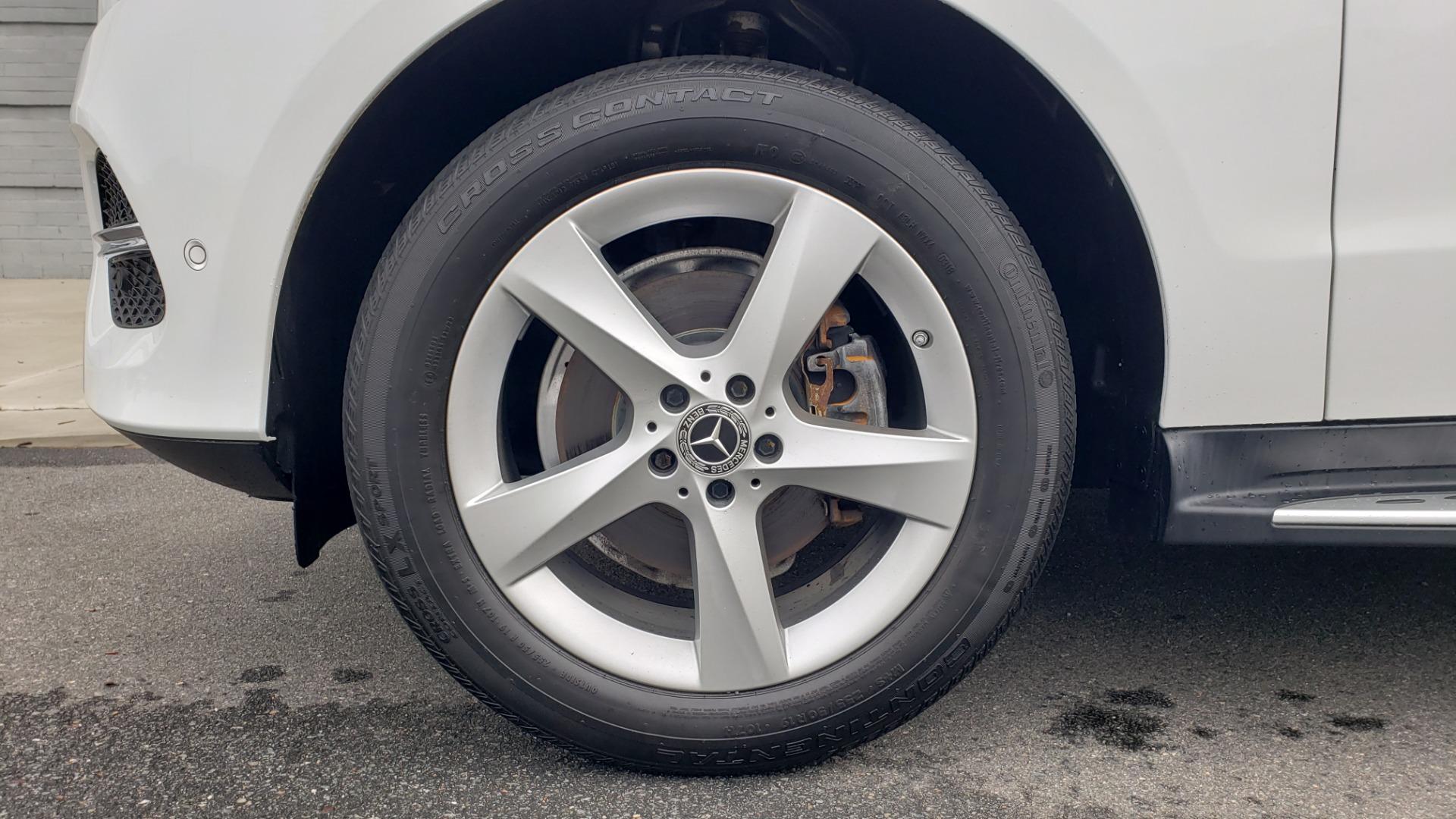Used 2018 Mercedes-Benz GLE 350 4MATIC / PREM PKG / NAV / PARK ASST / K/H SND / HITCH / REARVIEW for sale $40,801 at Formula Imports in Charlotte NC 28227 82