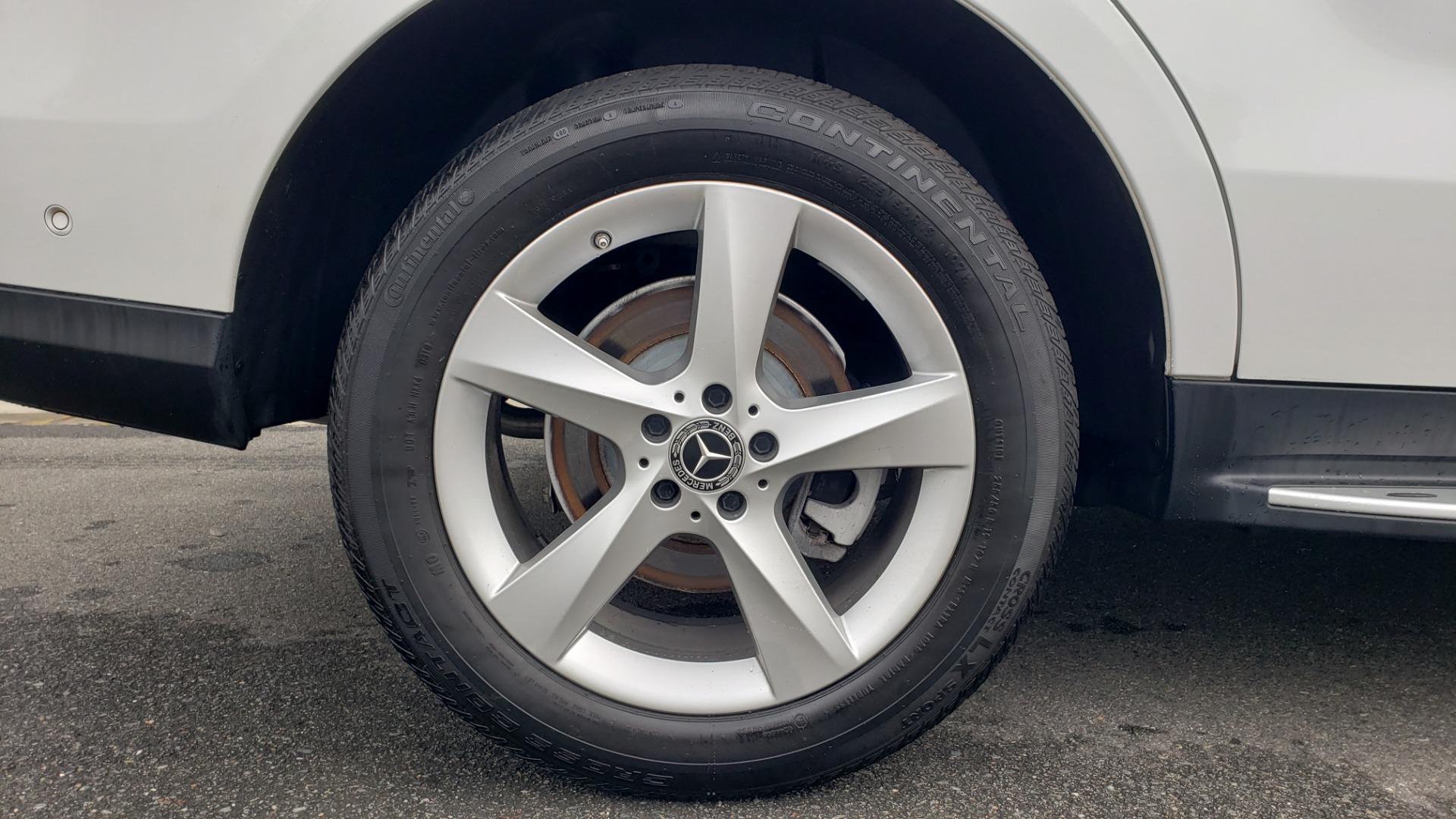 Used 2018 Mercedes-Benz GLE 350 4MATIC / PREM PKG / NAV / PARK ASST / K/H SND / HITCH / REARVIEW for sale $40,801 at Formula Imports in Charlotte NC 28227 84