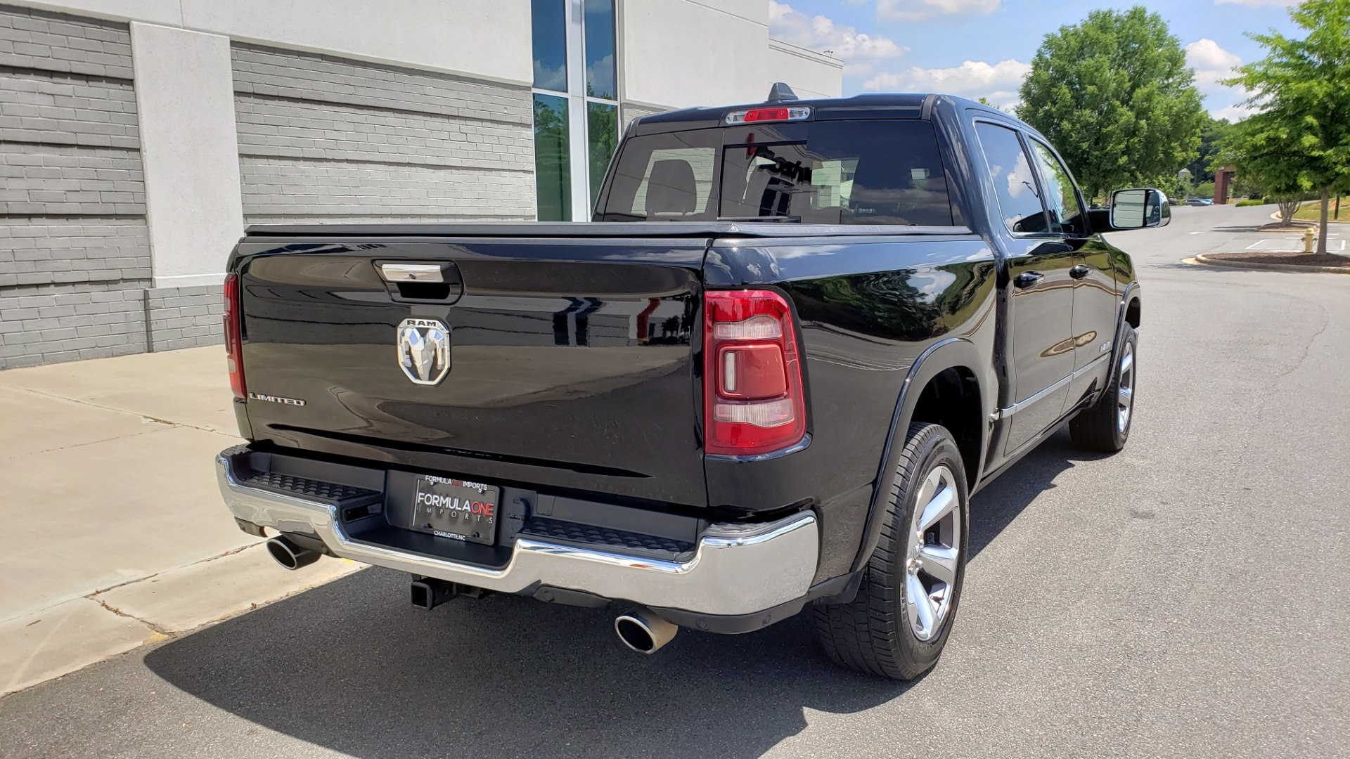 Used 2019 Ram 1500 LIMITED / NAV / PANO-ROOF / TOW PKG / H/K SND / REARVIEW for sale $46,995 at Formula Imports in Charlotte NC 28227 2