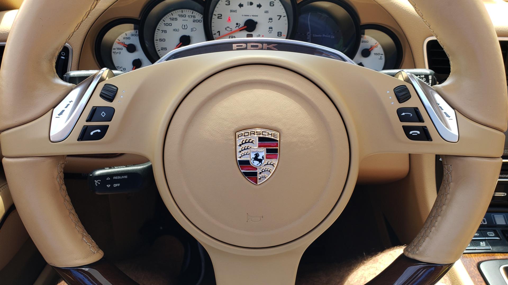 Used 2014 Porsche 911 CARRERA S CABRIOLET / PREM PKG / PDK / NAV / BOSE / SPORT CHRONO for sale $81,995 at Formula Imports in Charlotte NC 28227 26