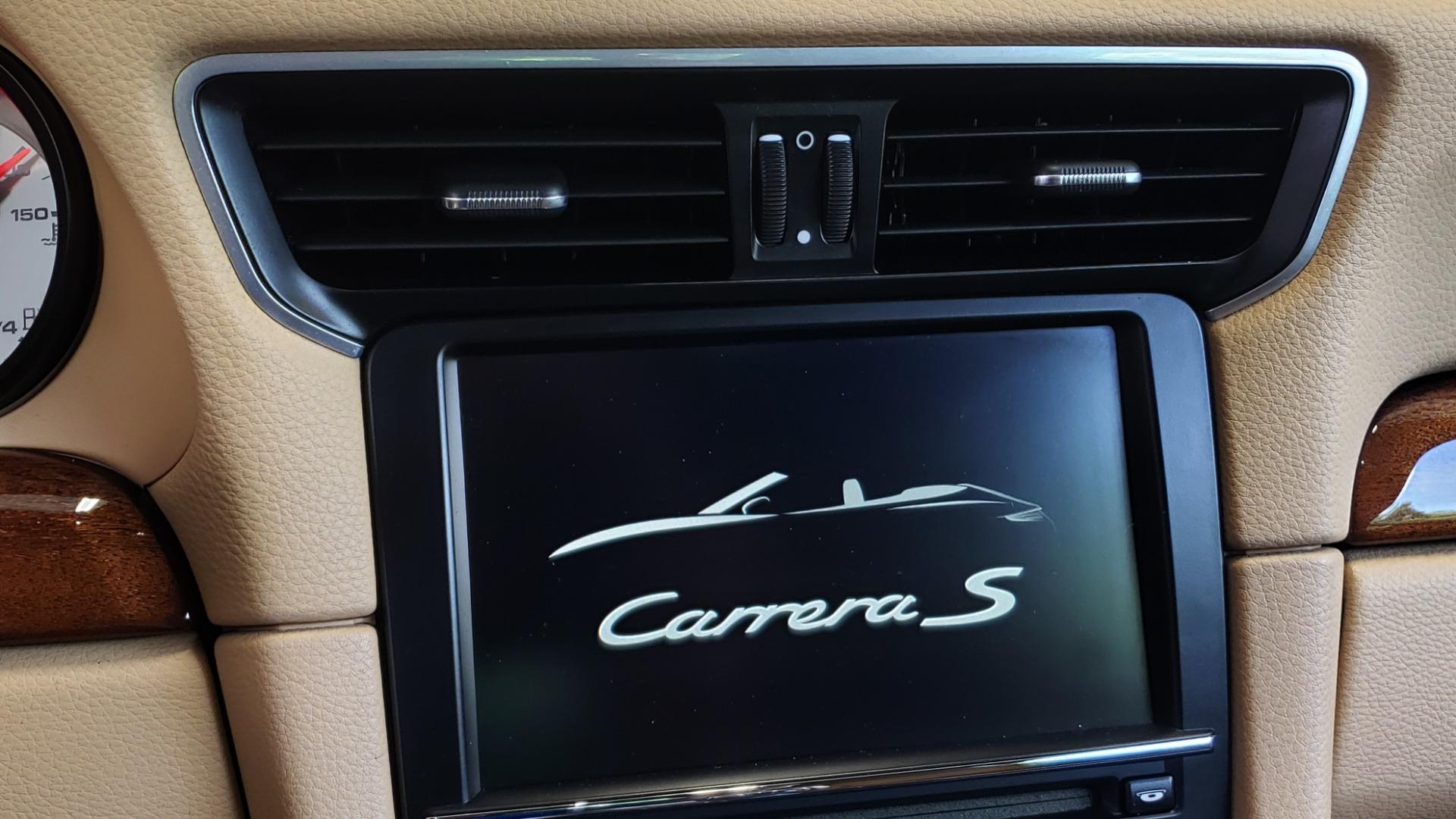 Used 2014 Porsche 911 CARRERA S CABRIOLET / PREM PKG / PDK / NAV / BOSE / SPORT CHRONO for sale $81,995 at Formula Imports in Charlotte NC 28227 31