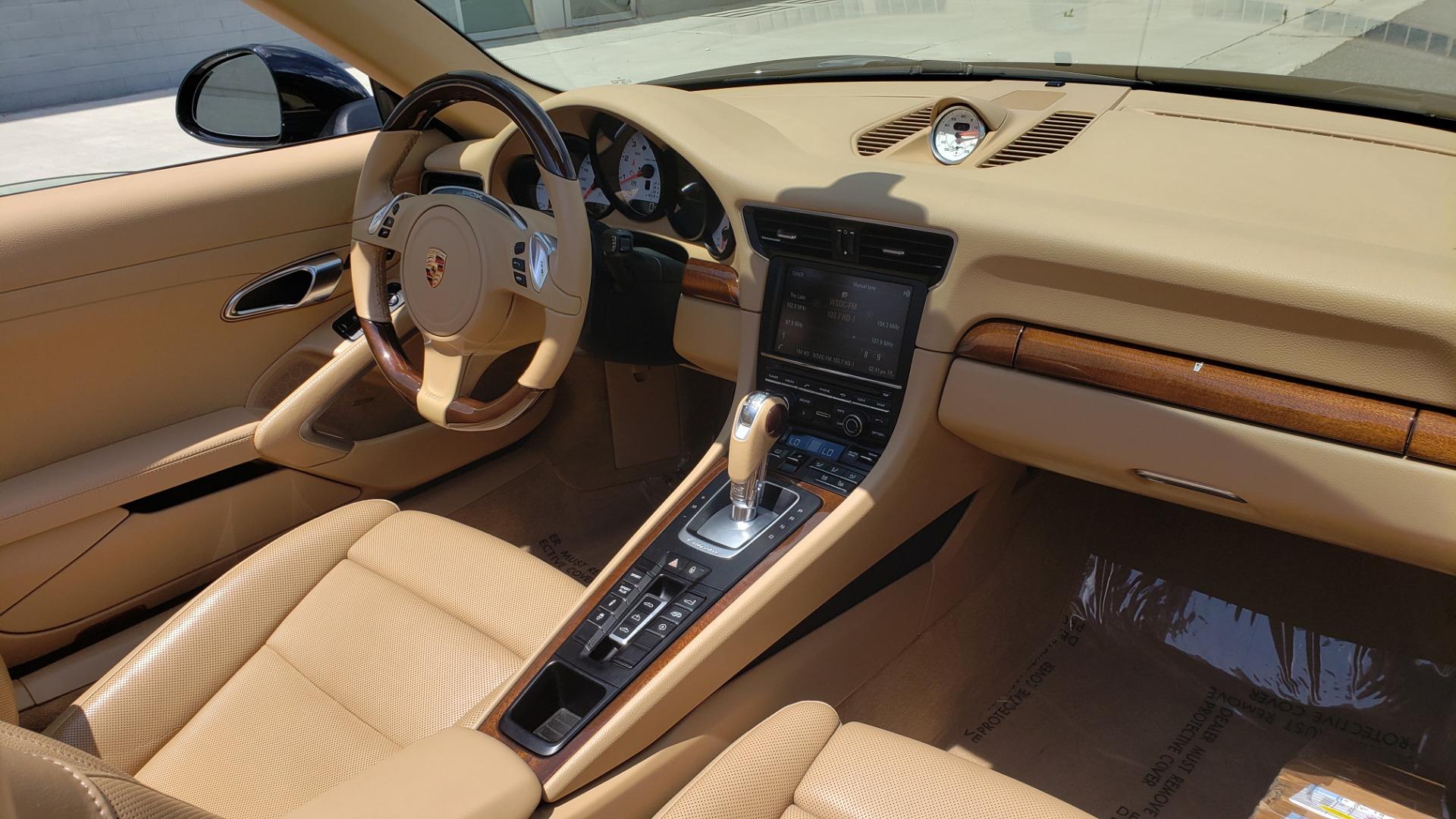 Used 2014 Porsche 911 CARRERA S CABRIOLET / PREM PKG / PDK / NAV / BOSE / SPORT CHRONO for sale $81,995 at Formula Imports in Charlotte NC 28227 34