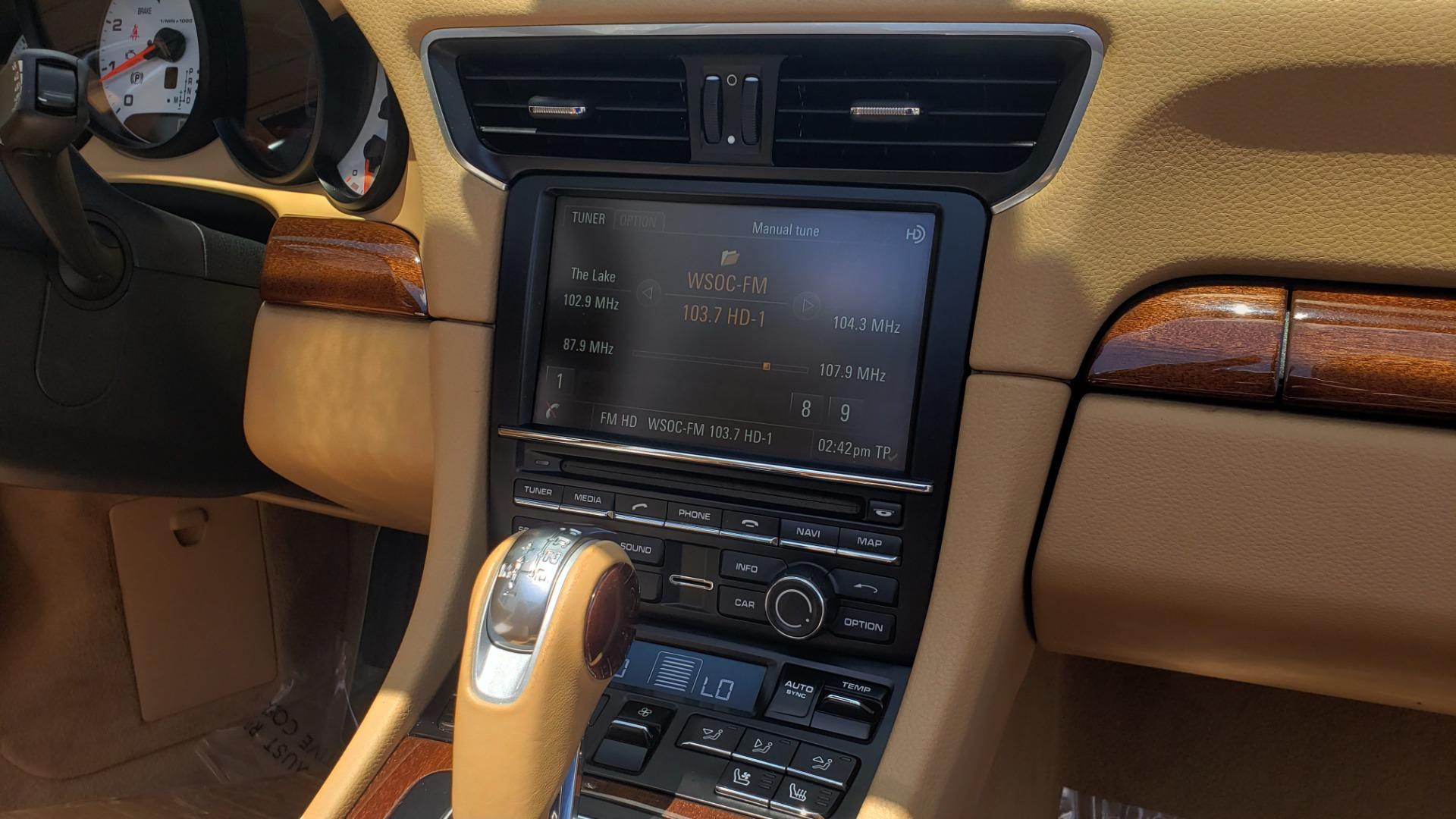 Used 2014 Porsche 911 CARRERA S CABRIOLET / PREM PKG / PDK / NAV / BOSE / SPORT CHRONO for sale $81,995 at Formula Imports in Charlotte NC 28227 40