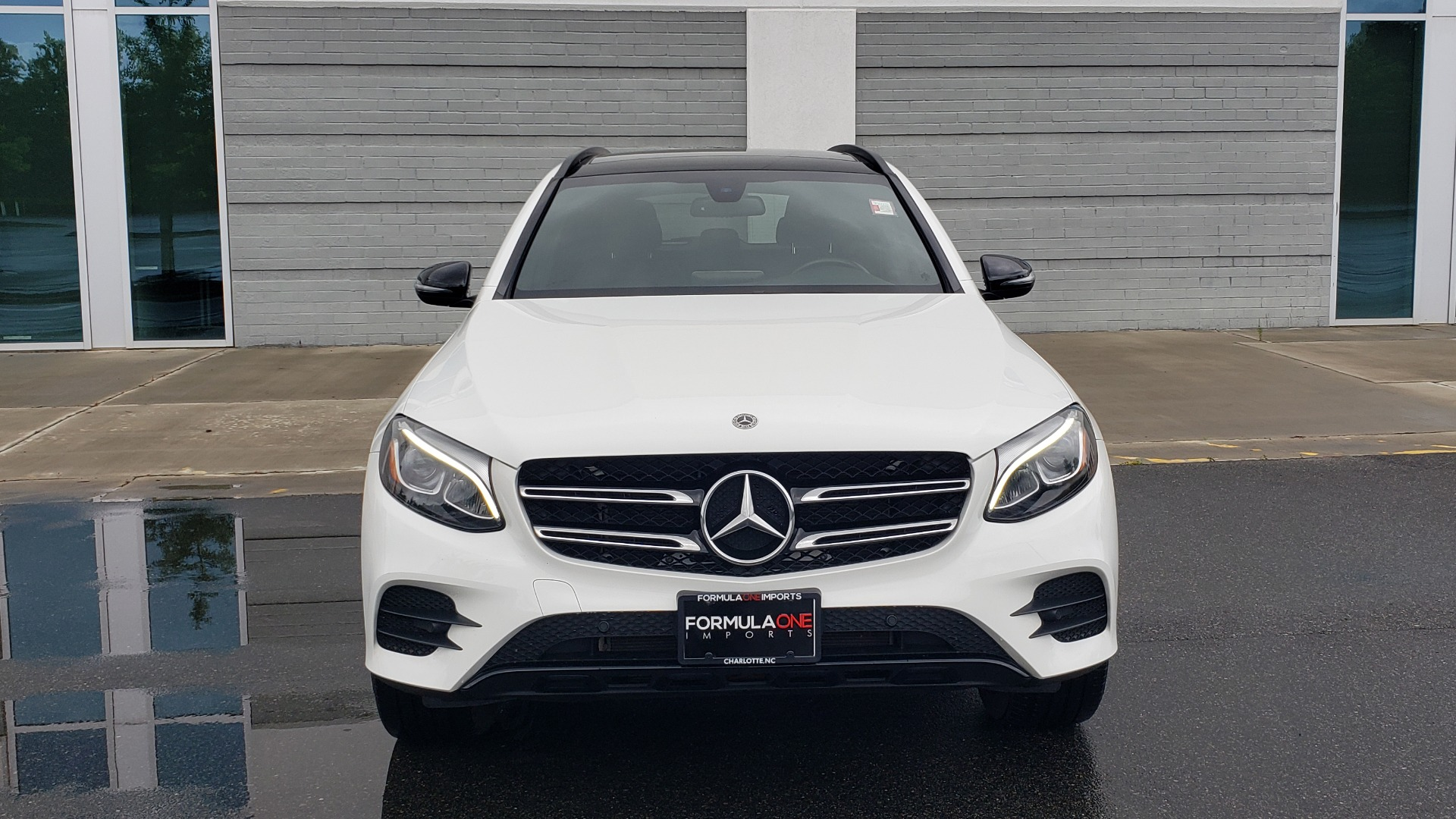 Used 2018 Mercedes-Benz GLC 300 4MATIC PREMIUM / NAV / BURMESTER SND / PANO-ROOF / REARVIEW for sale $35,495 at Formula Imports in Charlotte NC 28227 20