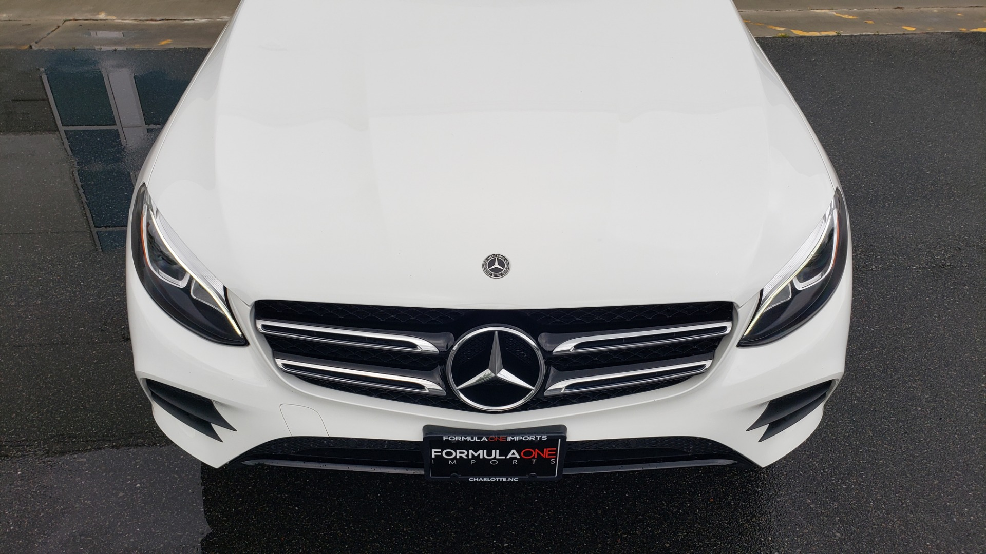 Used 2018 Mercedes-Benz GLC 300 4MATIC PREMIUM / NAV / BURMESTER SND / PANO-ROOF / REARVIEW for sale $35,495 at Formula Imports in Charlotte NC 28227 23