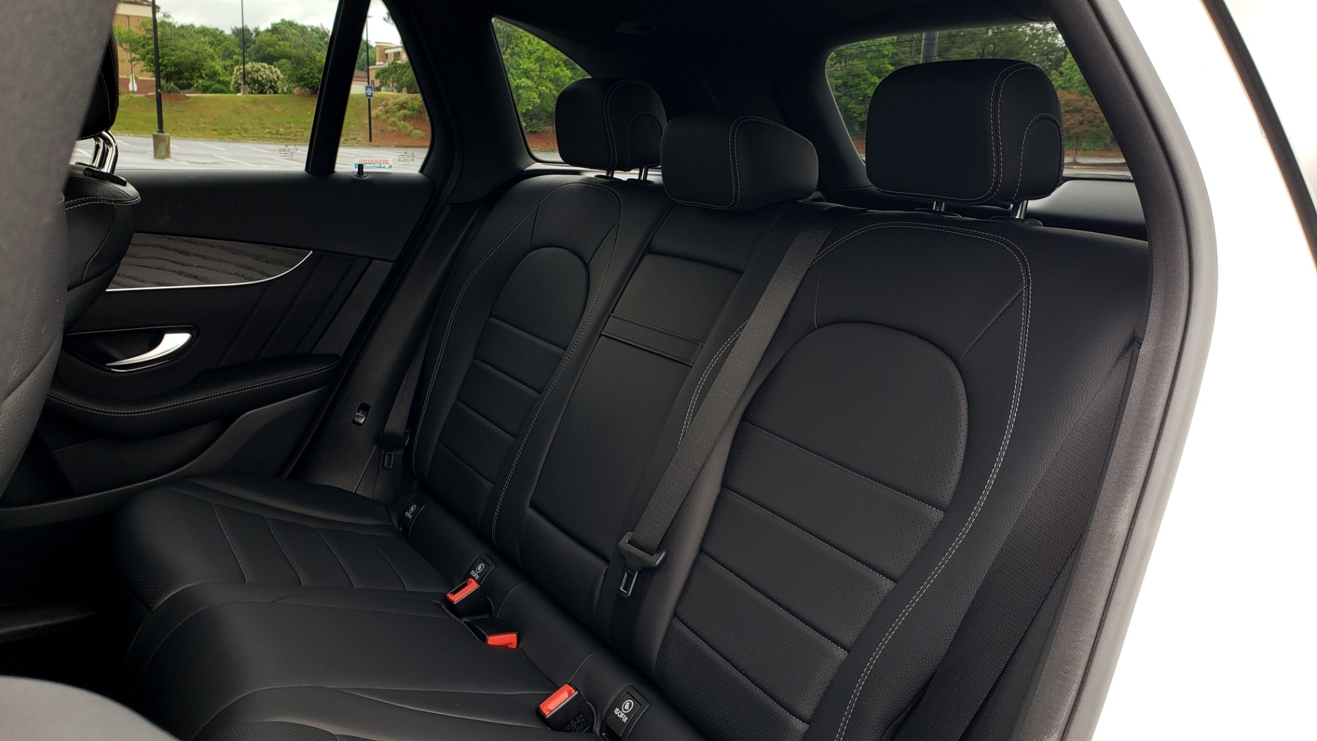 Used 2018 Mercedes-Benz GLC 300 4MATIC PREMIUM / NAV / BURMESTER SND / PANO-ROOF / REARVIEW for sale $35,495 at Formula Imports in Charlotte NC 28227 61