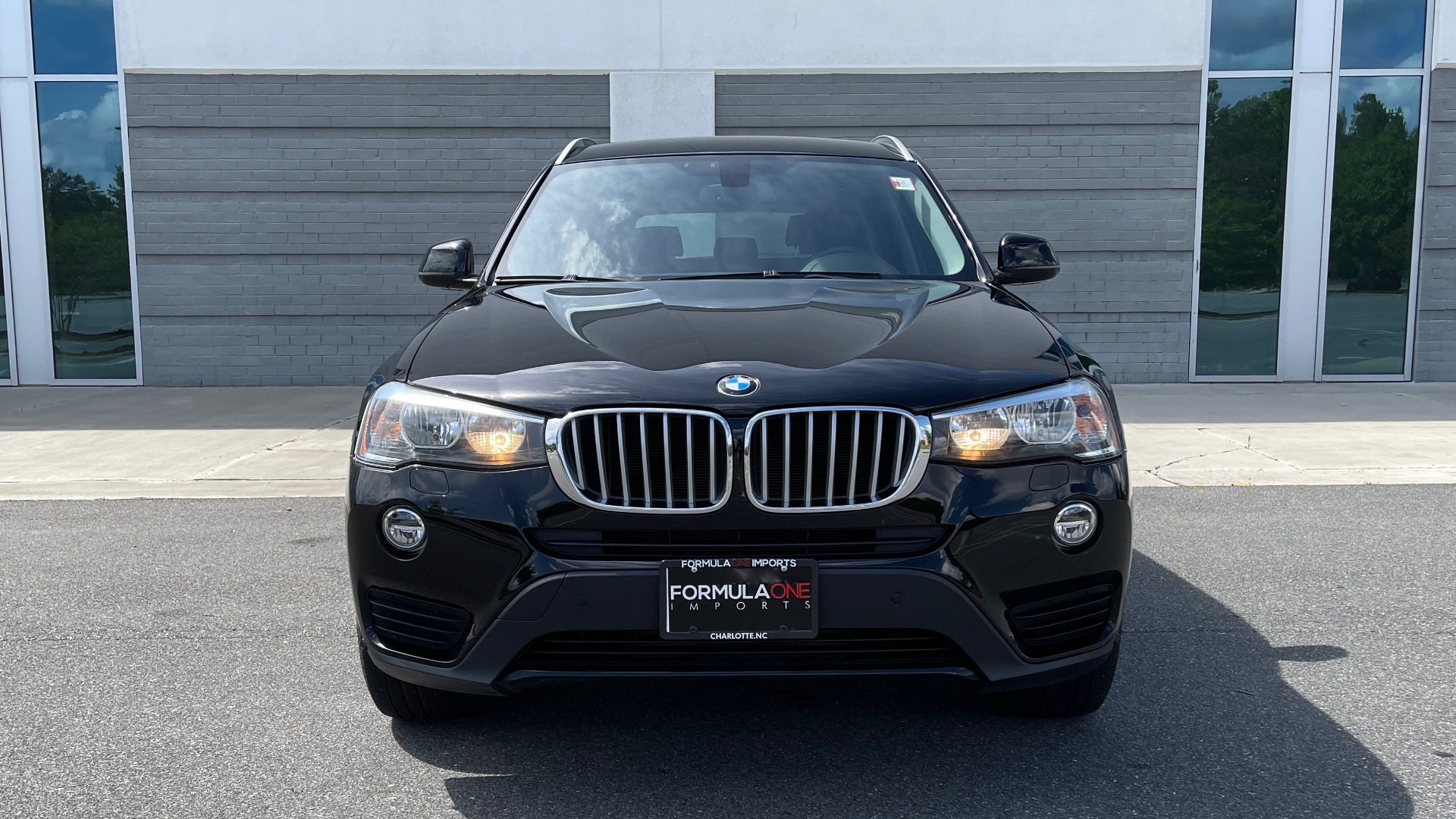 Used 2017 BMW X3 SDRIVE28I / DRVR ASST PKG / HTD STS / REARVIEW / 18IN WHEELS for sale $24,995 at Formula Imports in Charlotte NC 28227 12